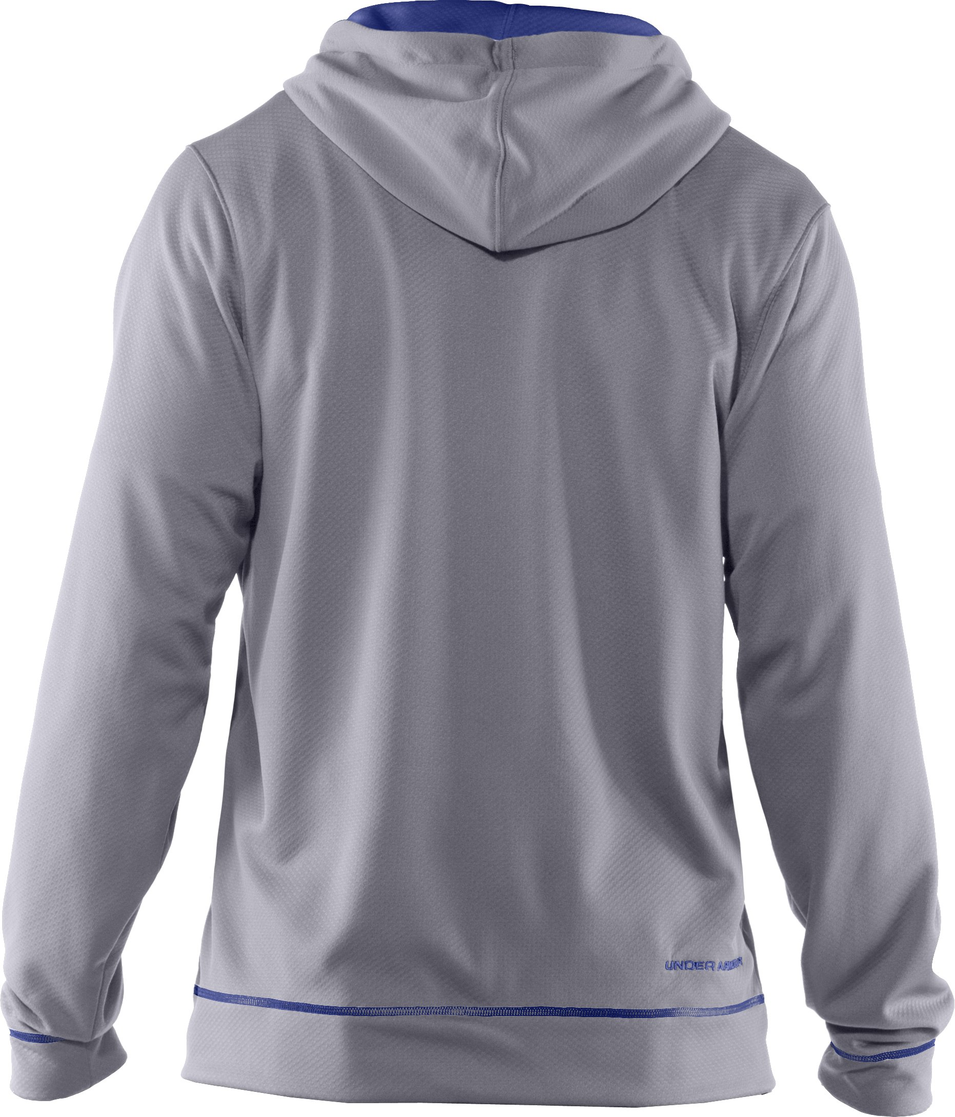 Men's UA Tech™ Fleece Full Zip Hoodie, Aluminum