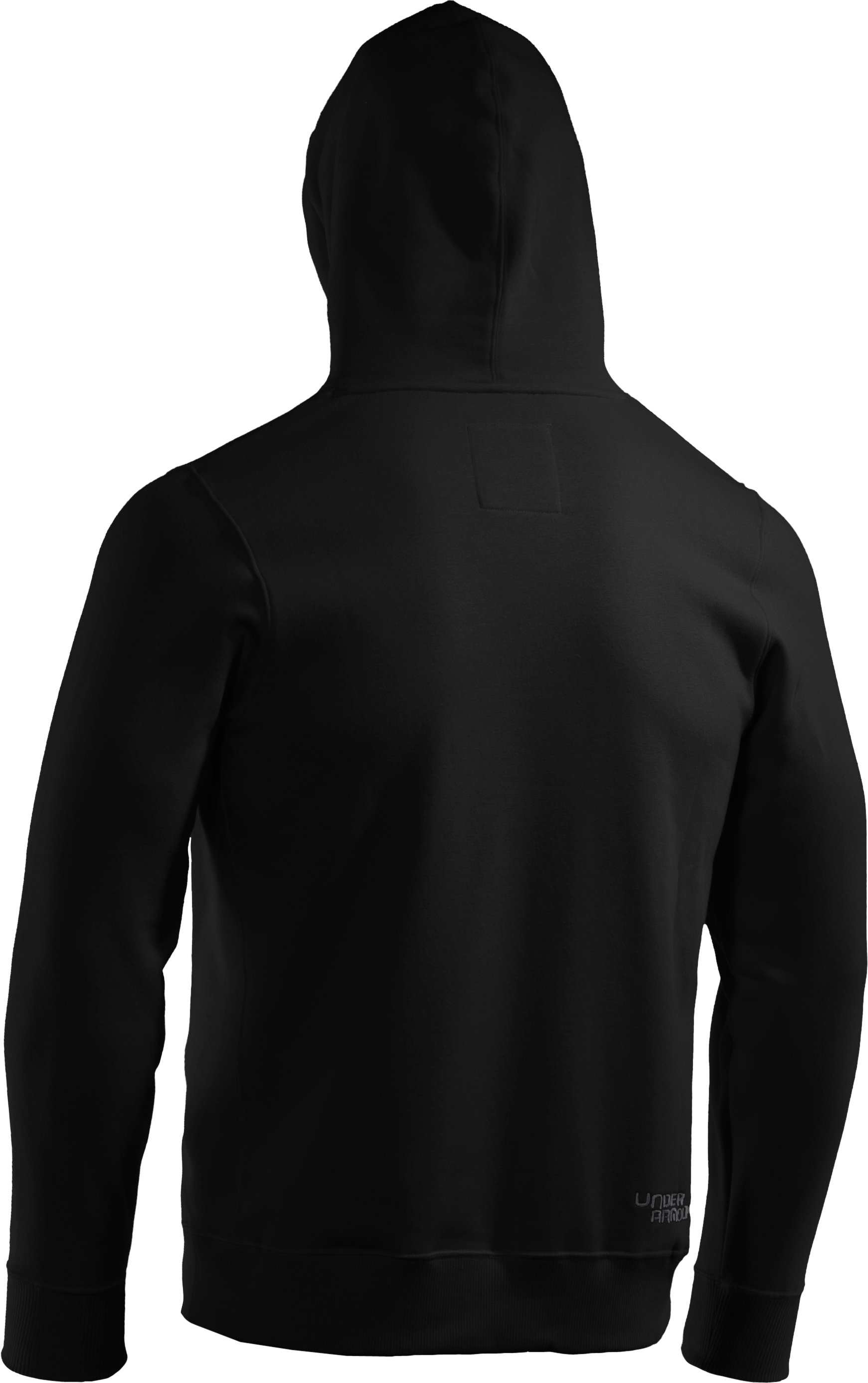 Men's Charged Cotton® Storm Pullover Hoodie, Black ,