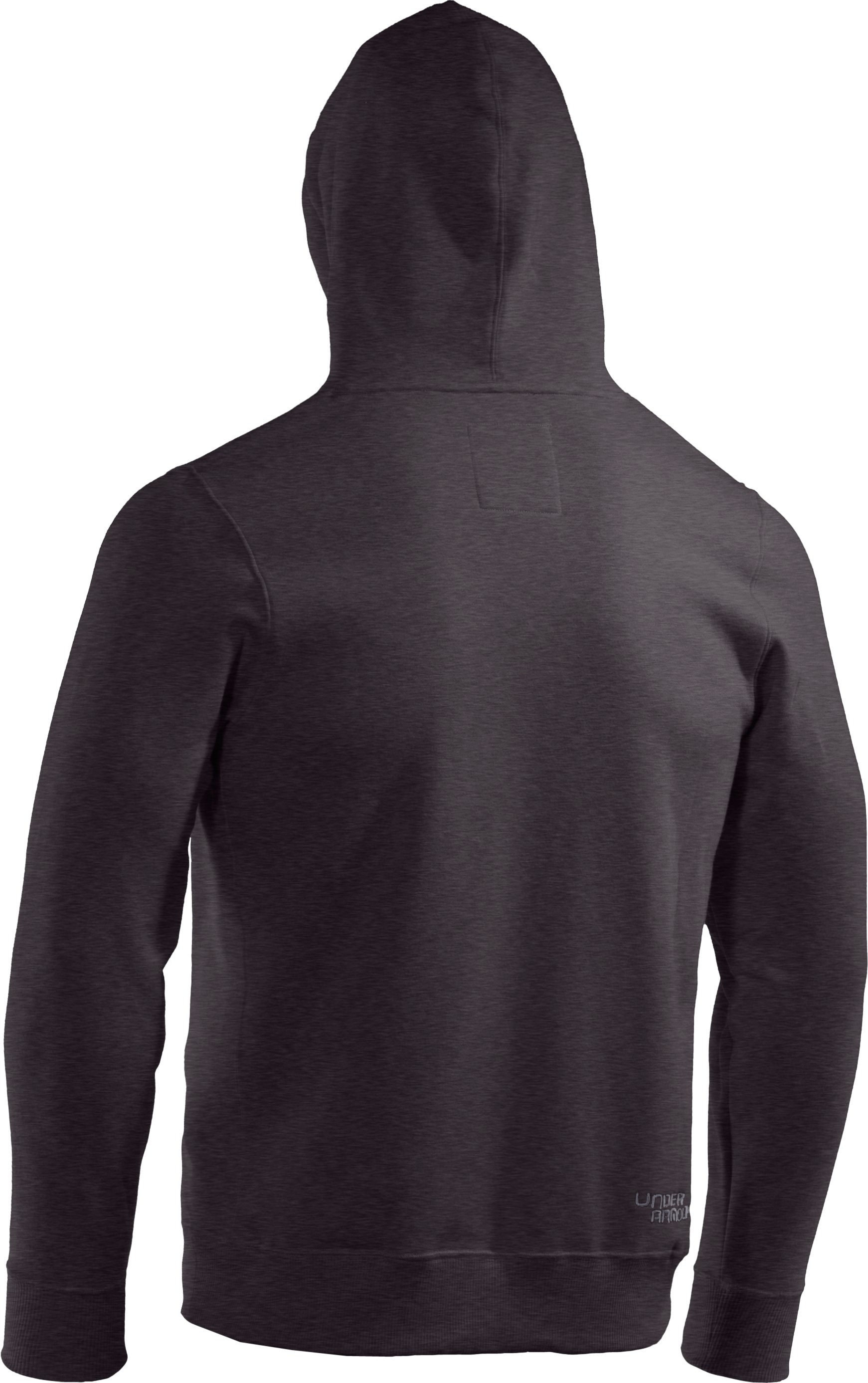 Men's Charged Cotton® Storm Pullover Hoodie, Carbon Heather,