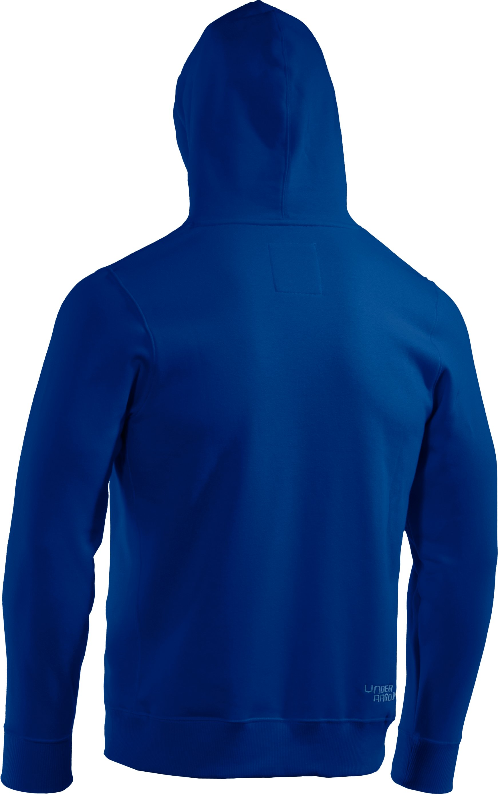 Men's Charged Cotton® Storm Pullover Hoodie, Squadron