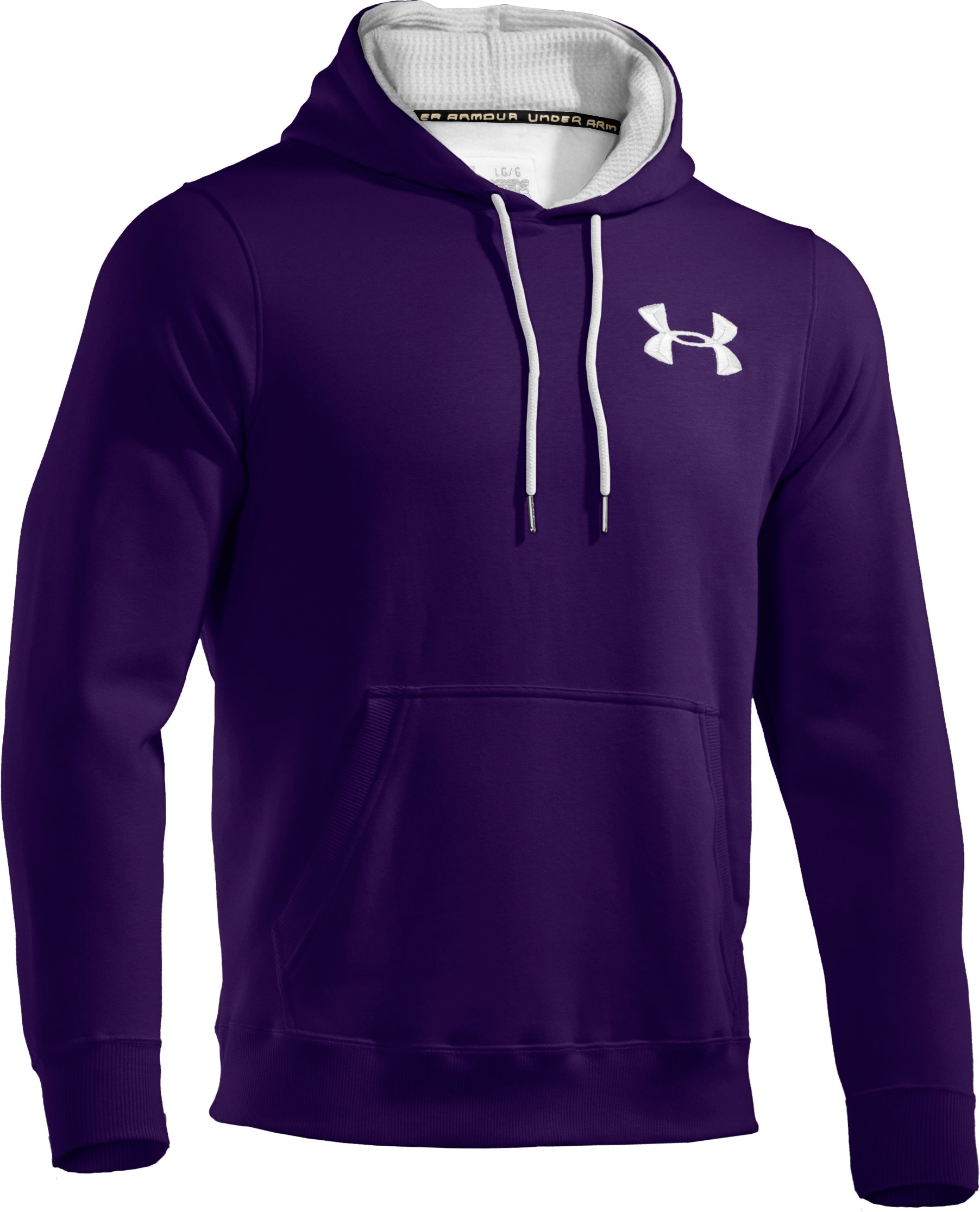 Men's Charged Cotton® Storm Pullover Hoodie, Zone, undefined