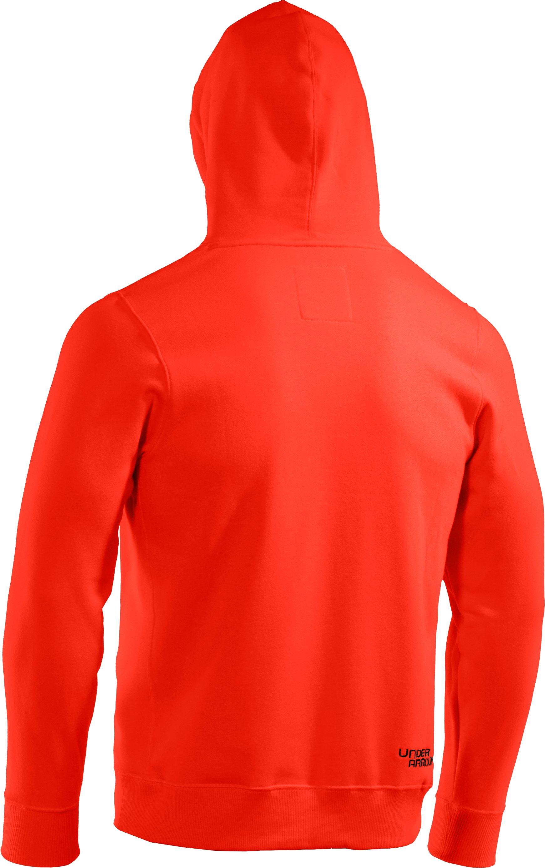 Men's Charged Cotton® Storm Pullover Hoodie, Fuego