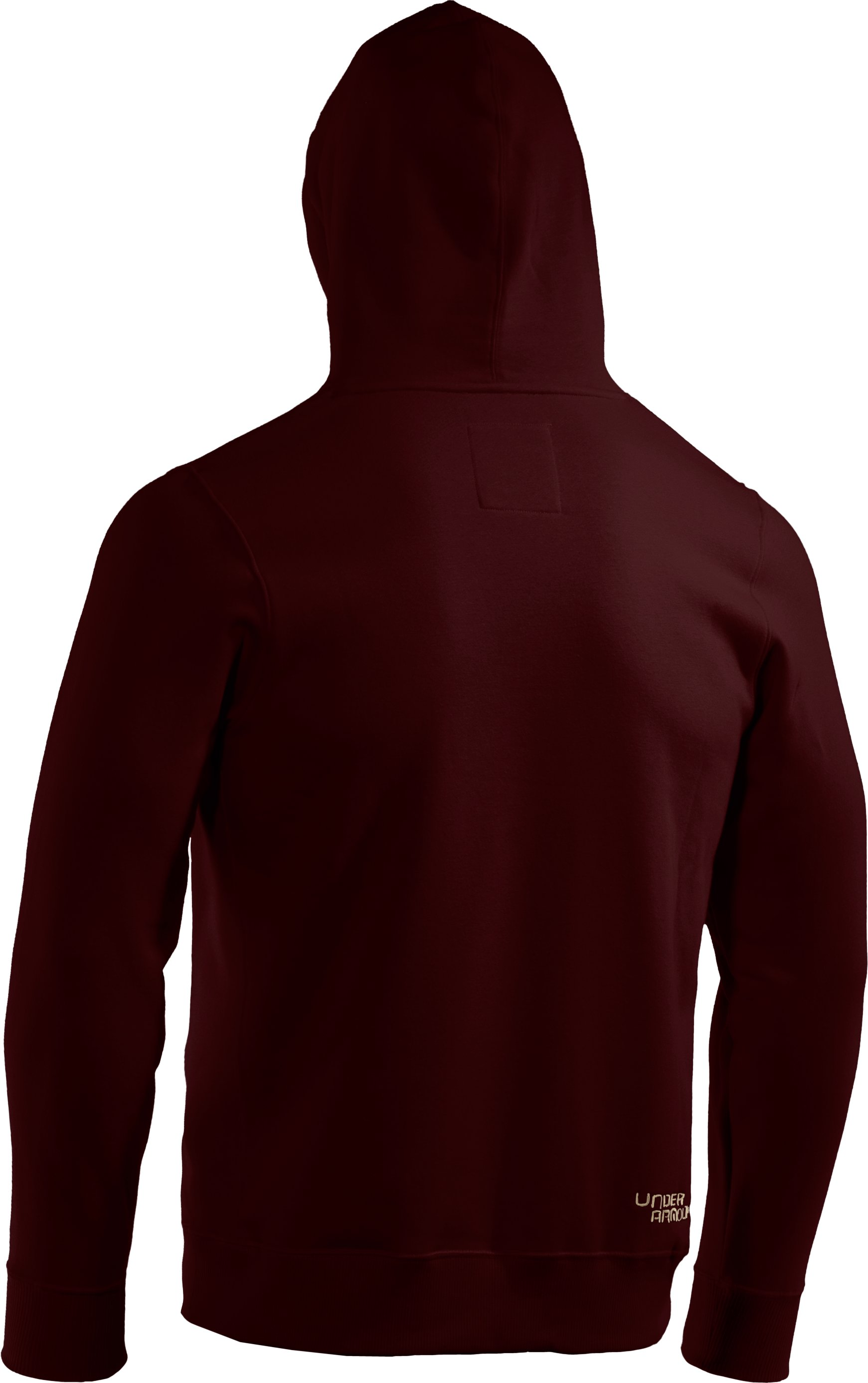 Men's Charged Cotton® Storm Pullover Hoodie, Ox Blood