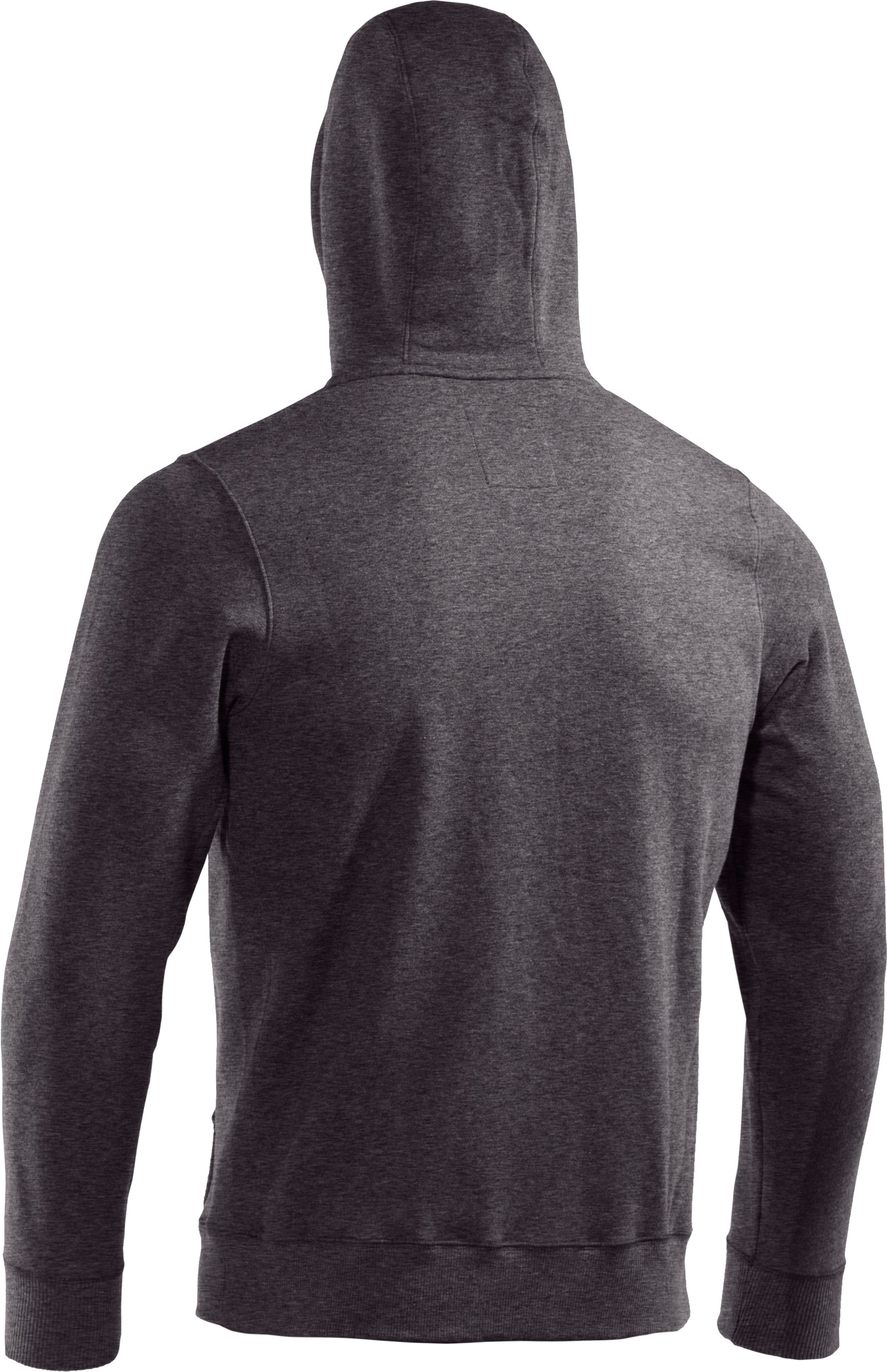 Men's Charged Cotton® Storm Full Zip Hoodie, Carbon Heather