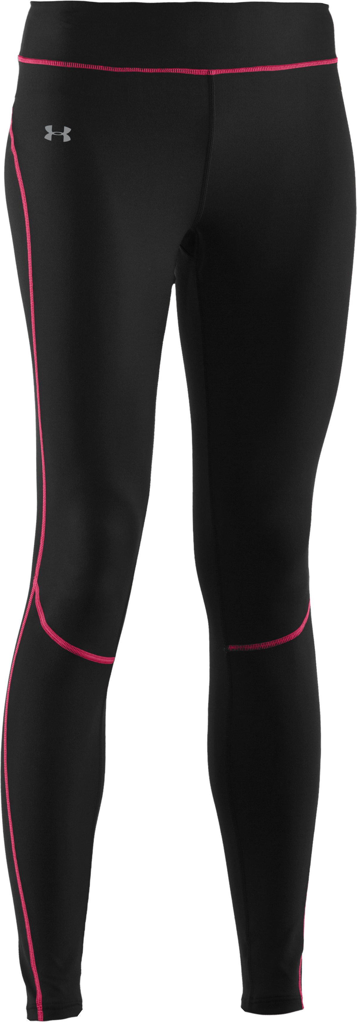 Women's AllSeasonGear® Run Fitted Tights, Black