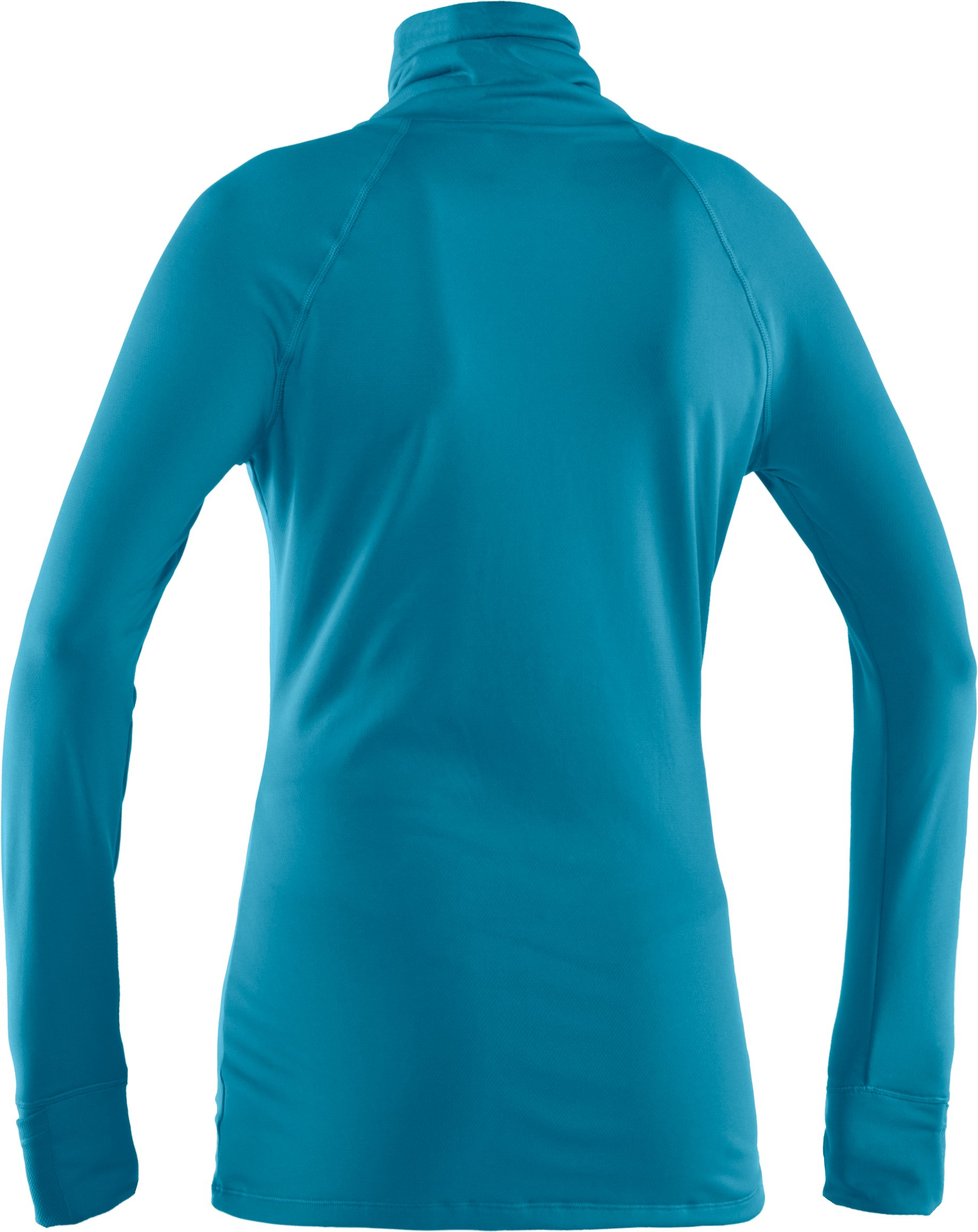 Women's UA Fly By Turtleneck, Break