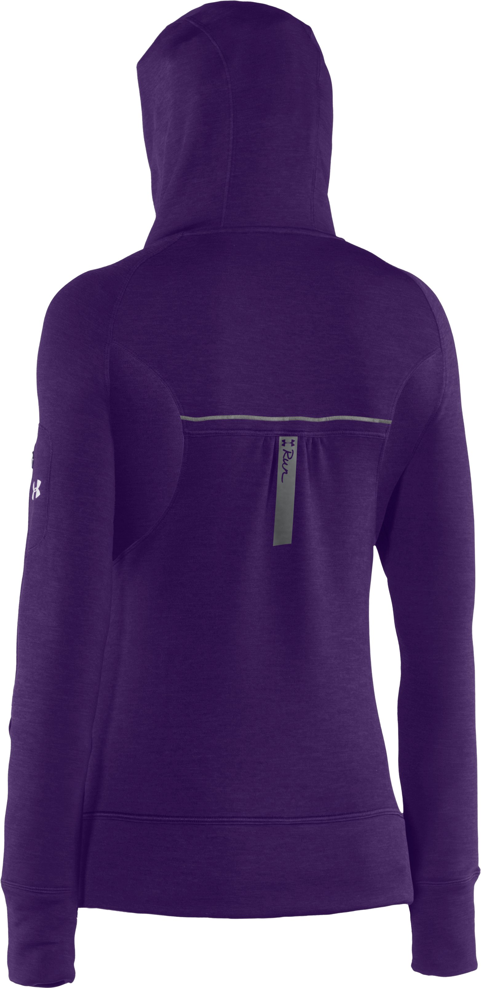 Women's UA Storm Fleece Full Zip, Zone, undefined