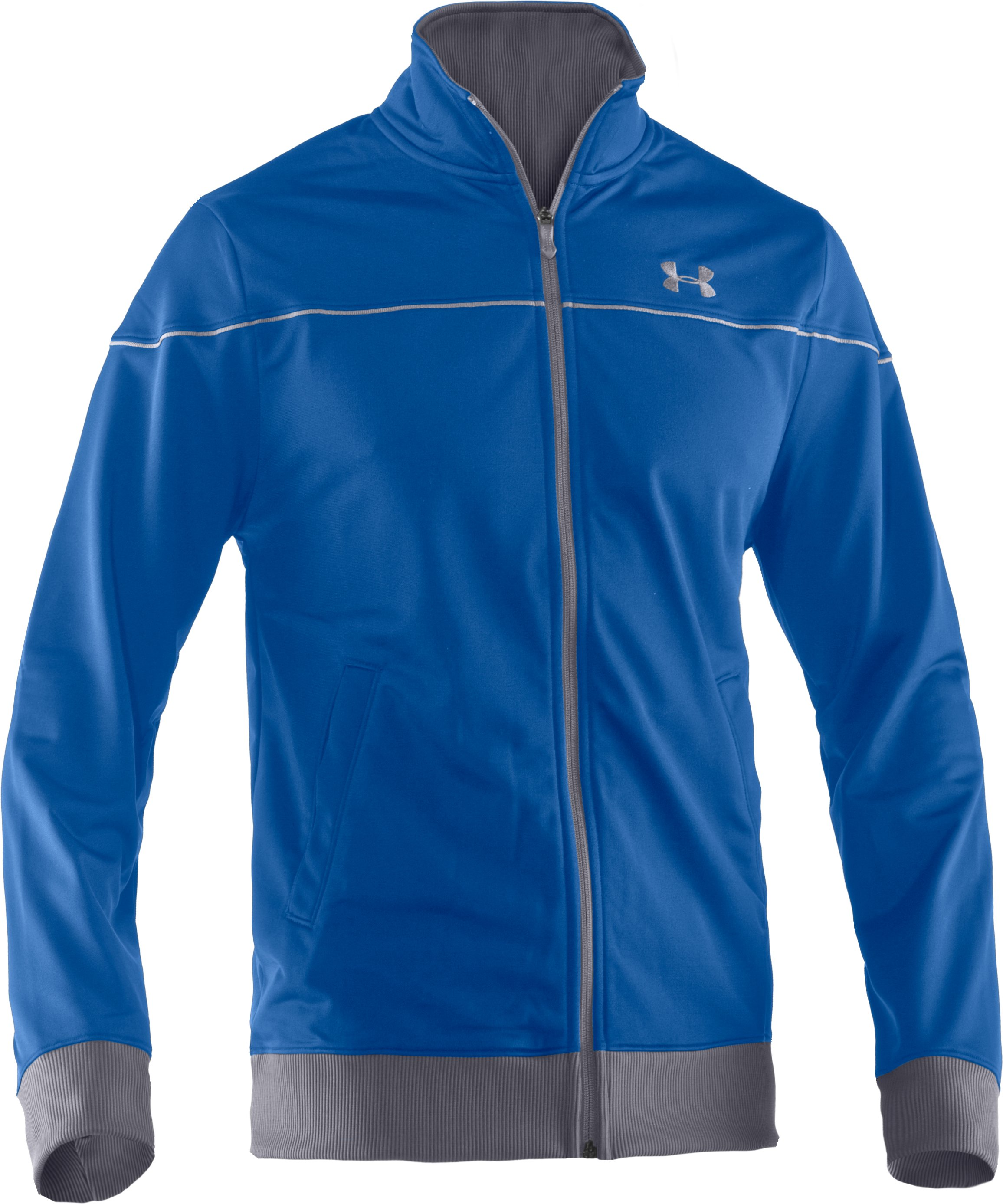 Men's UA Strength Track Jacket, Squadron