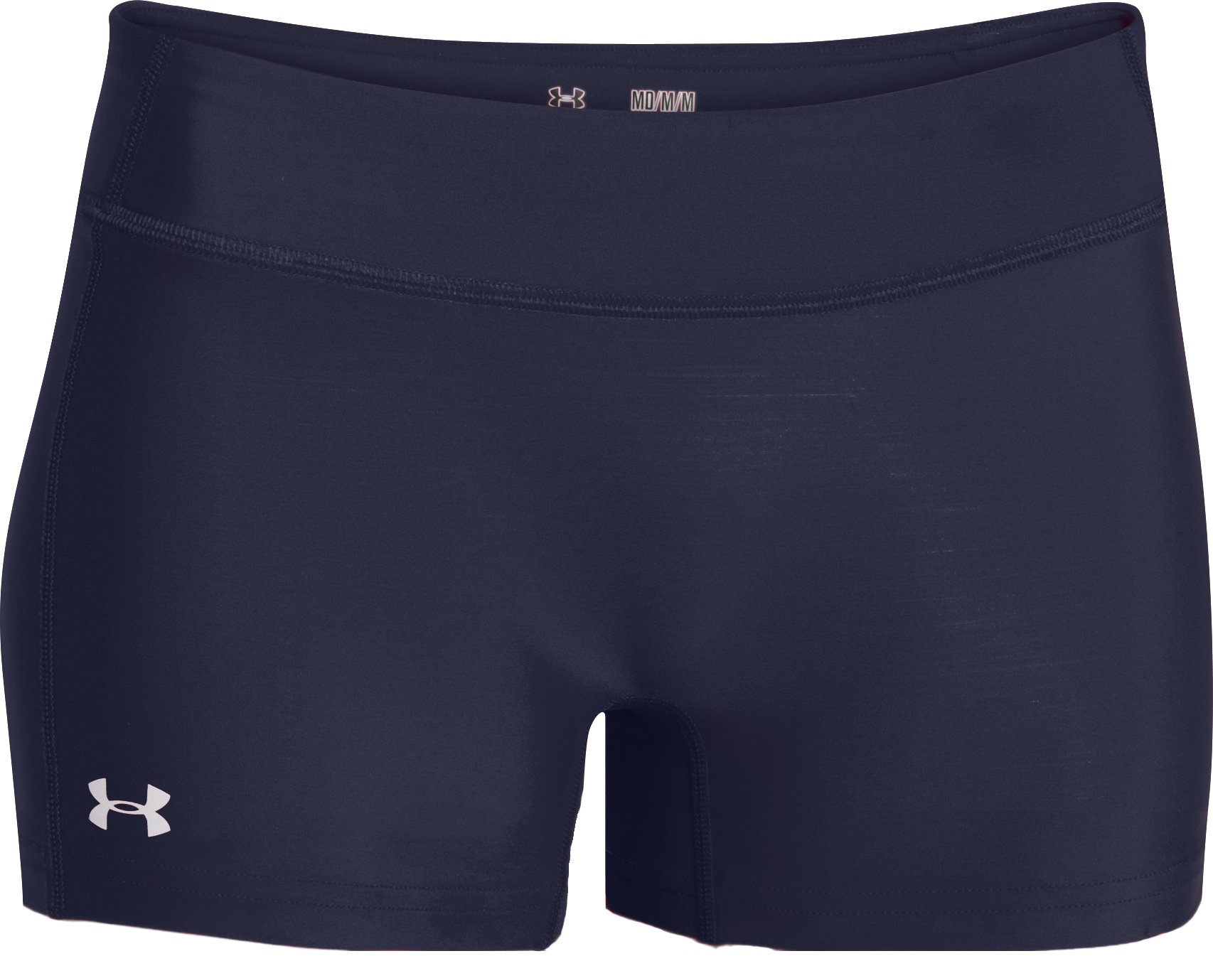 "Women's UA React 3"" Volleyball Shorts, Midnight Navy"