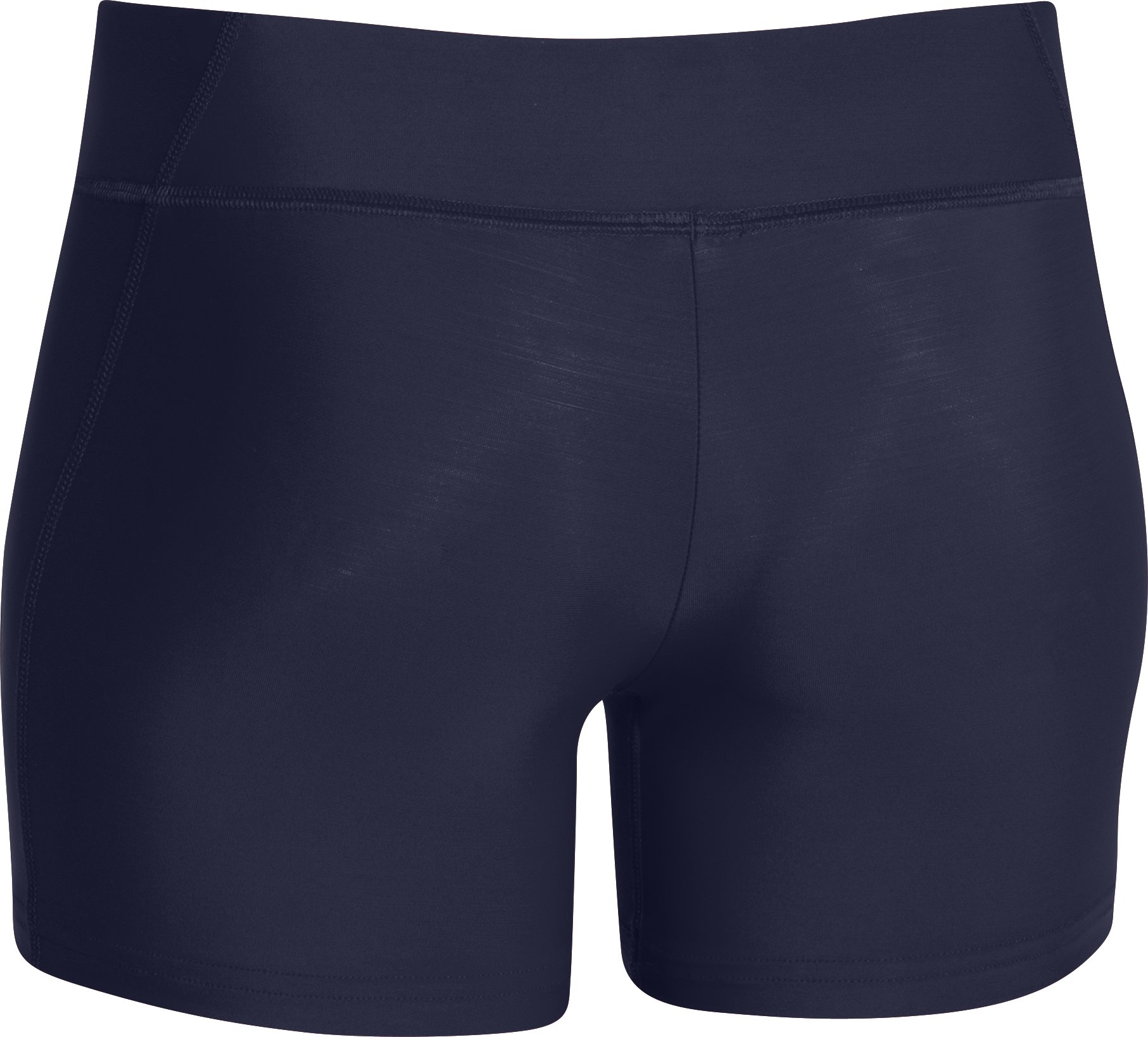 "Women's UA React 4"" Volleyball Shorts, Midnight Navy"