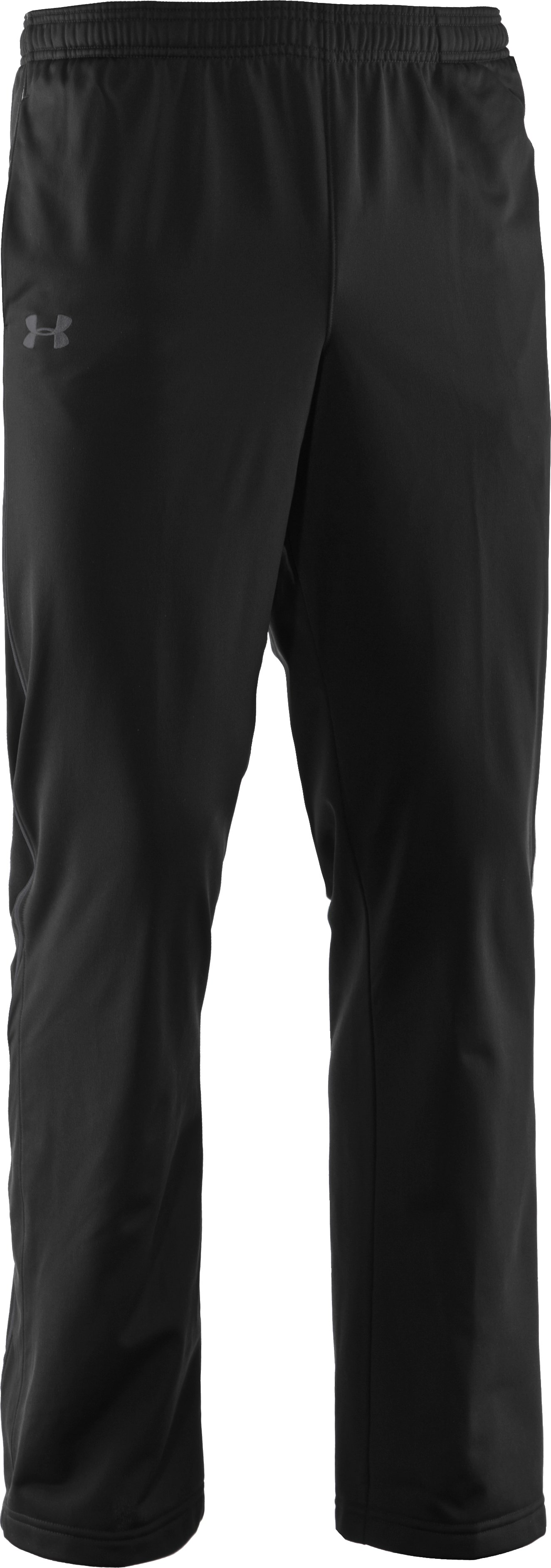 Men's UA Strength Track Pants, Black ,