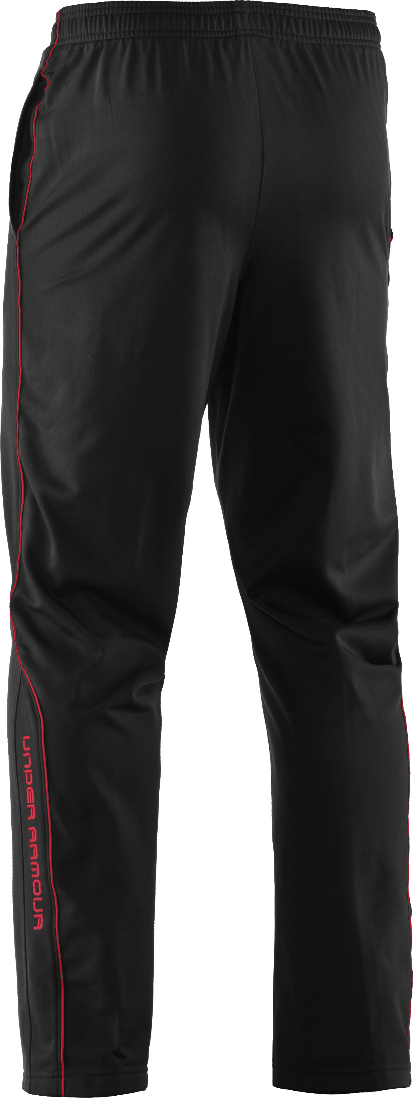 Men's UA Strength Track Pants, Black , undefined