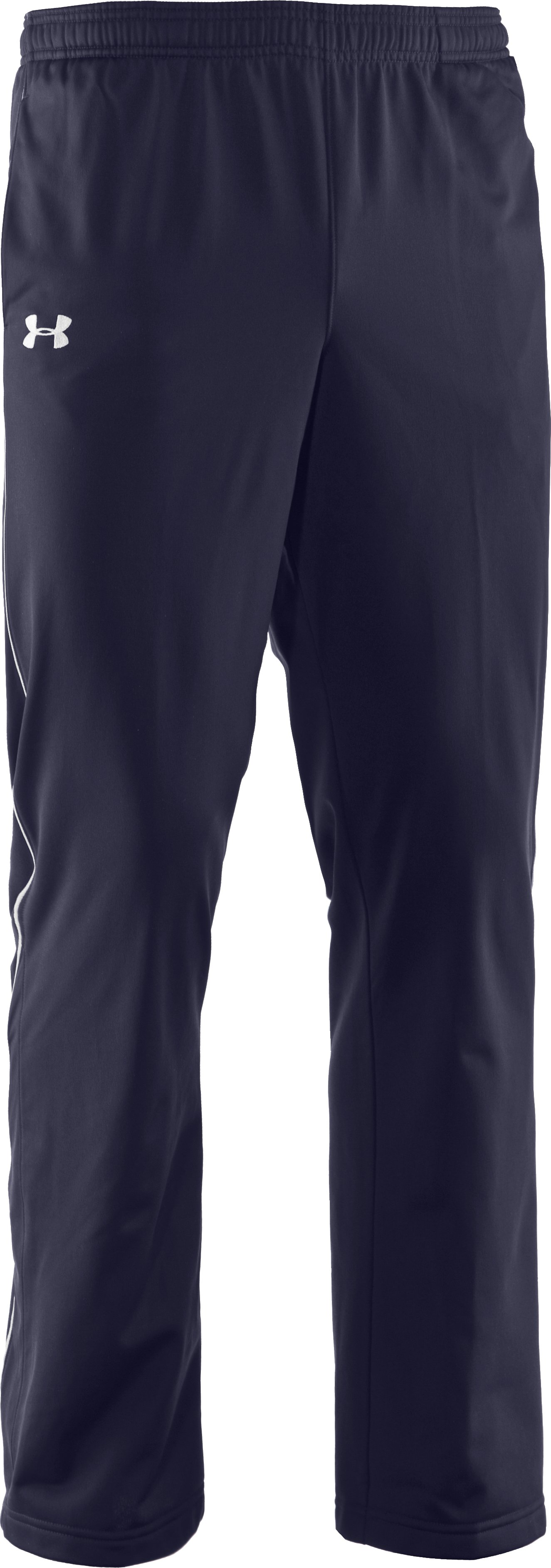 Men's UA Strength Track Pants, Midnight Navy, undefined