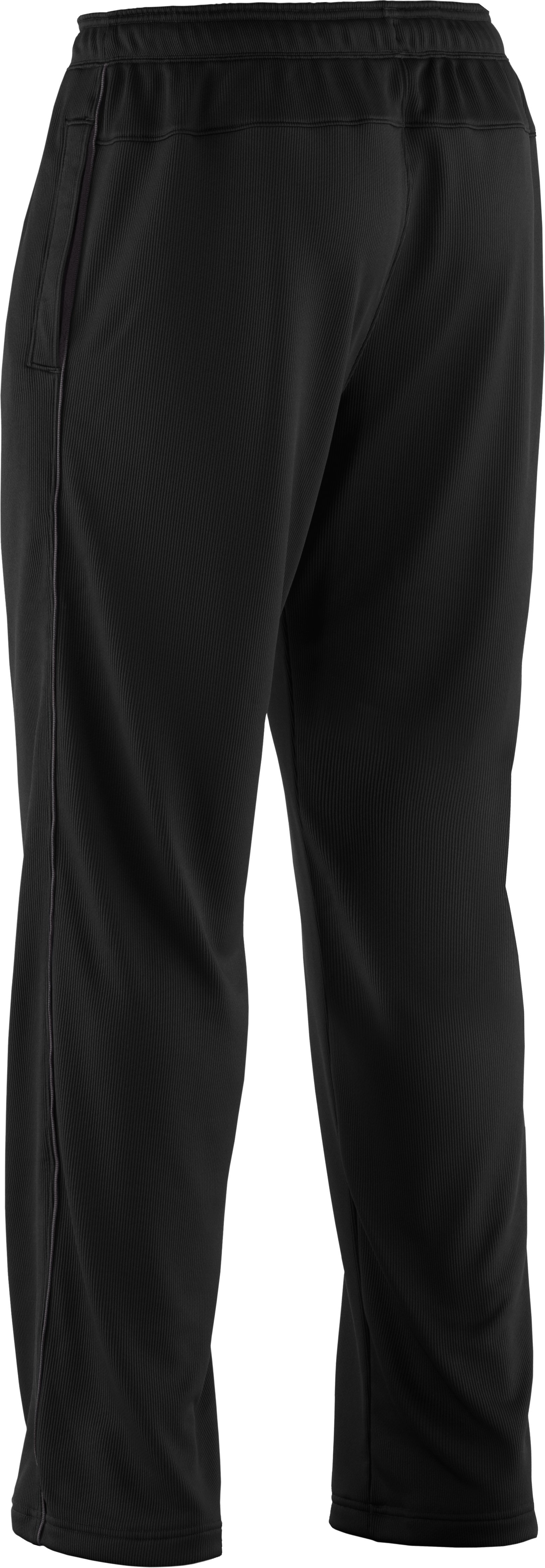 Men's UA Motion Warm-Up Pants, Black