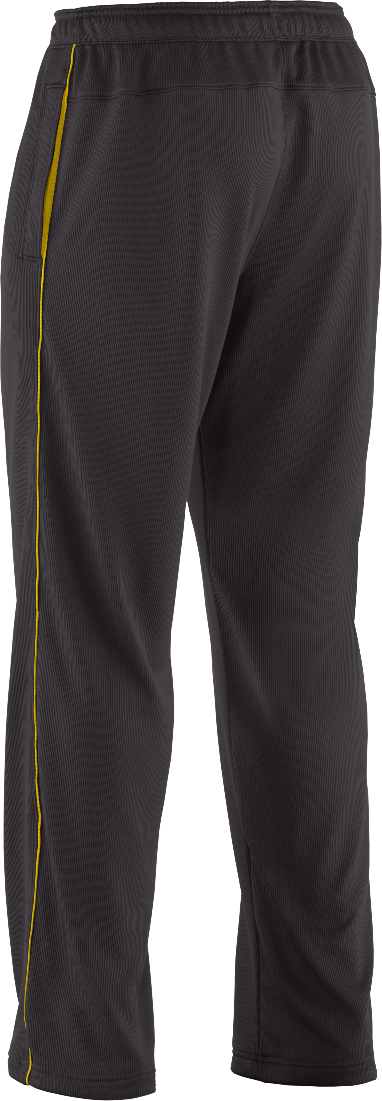 Men's UA Motion Warm-Up Pants, Charcoal