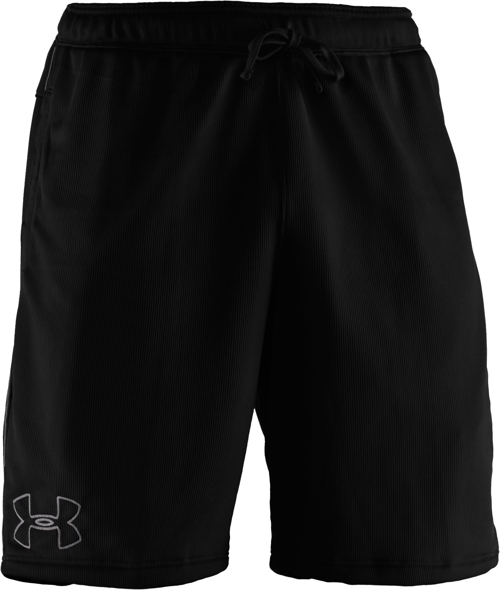 Men's UA Motion Shorts, Black