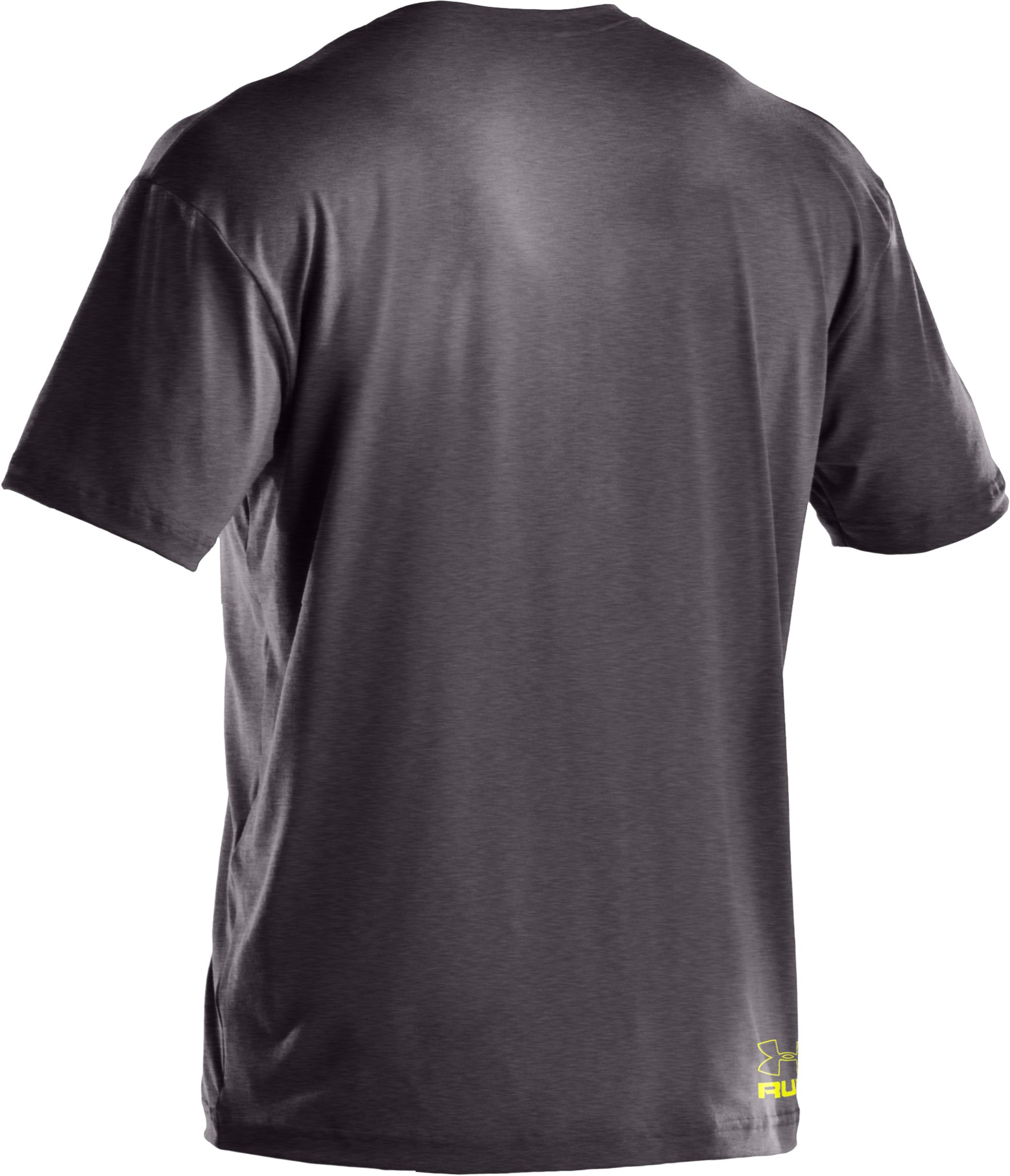 Men's UA Addicted Graphic T-Shirt, Carbon Heather