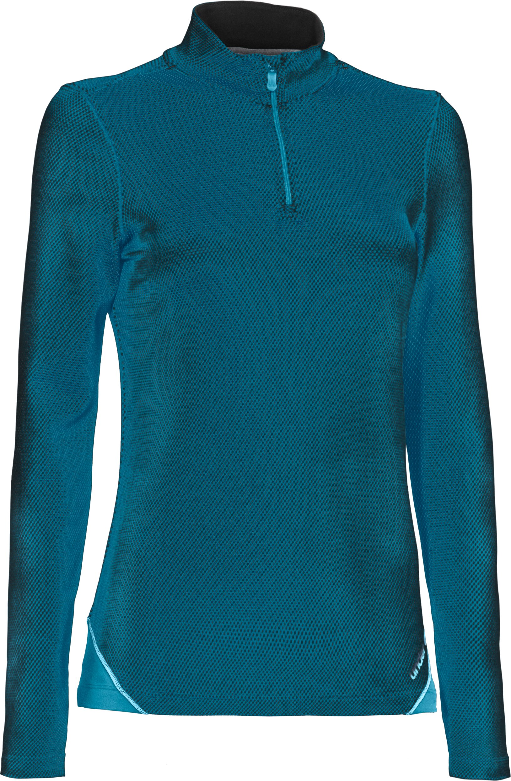 Women's ColdGear® Thermo ¼ Zip, Break