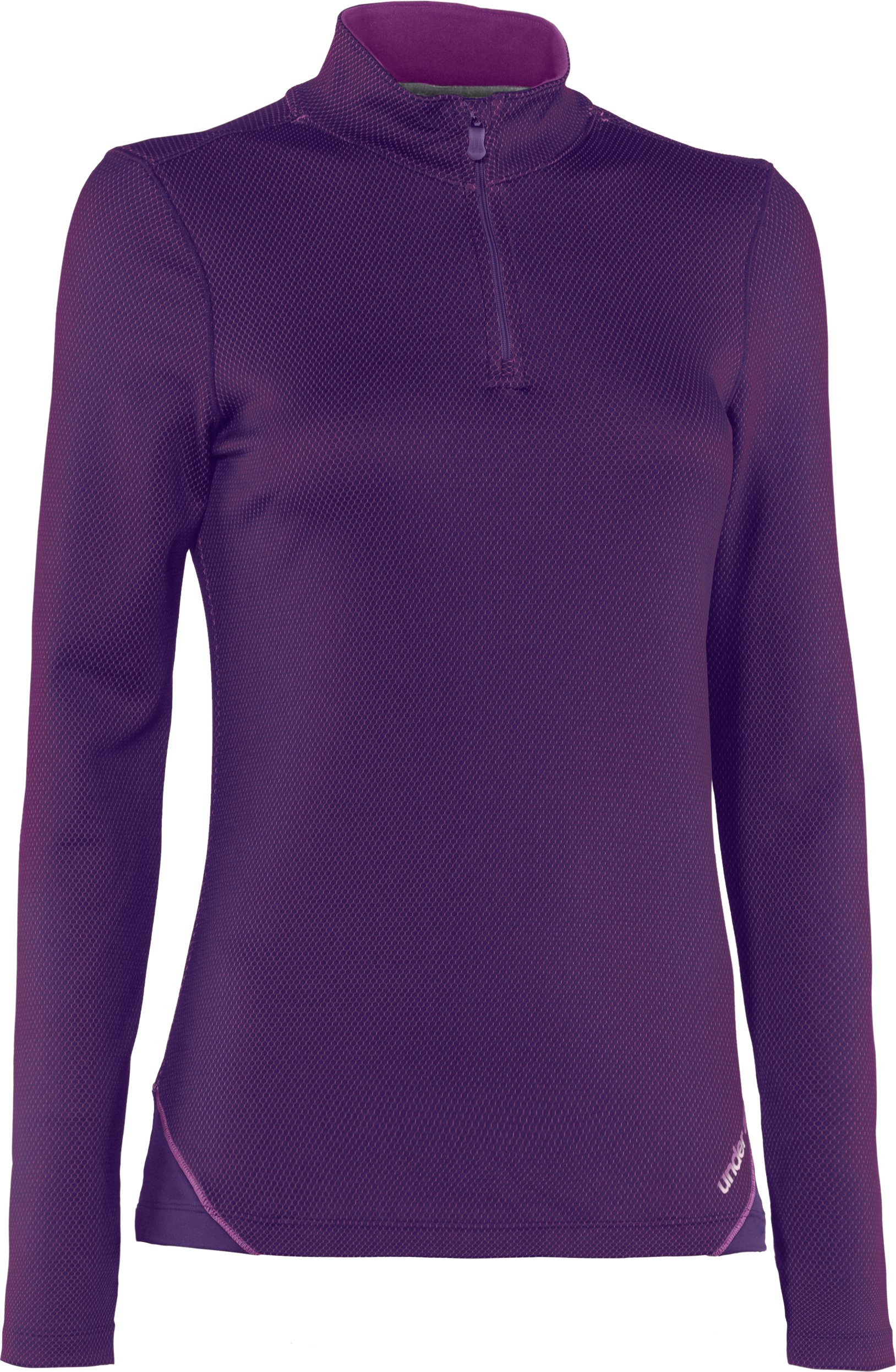 Women's ColdGear® Thermo ¼ Zip, Zone, undefined