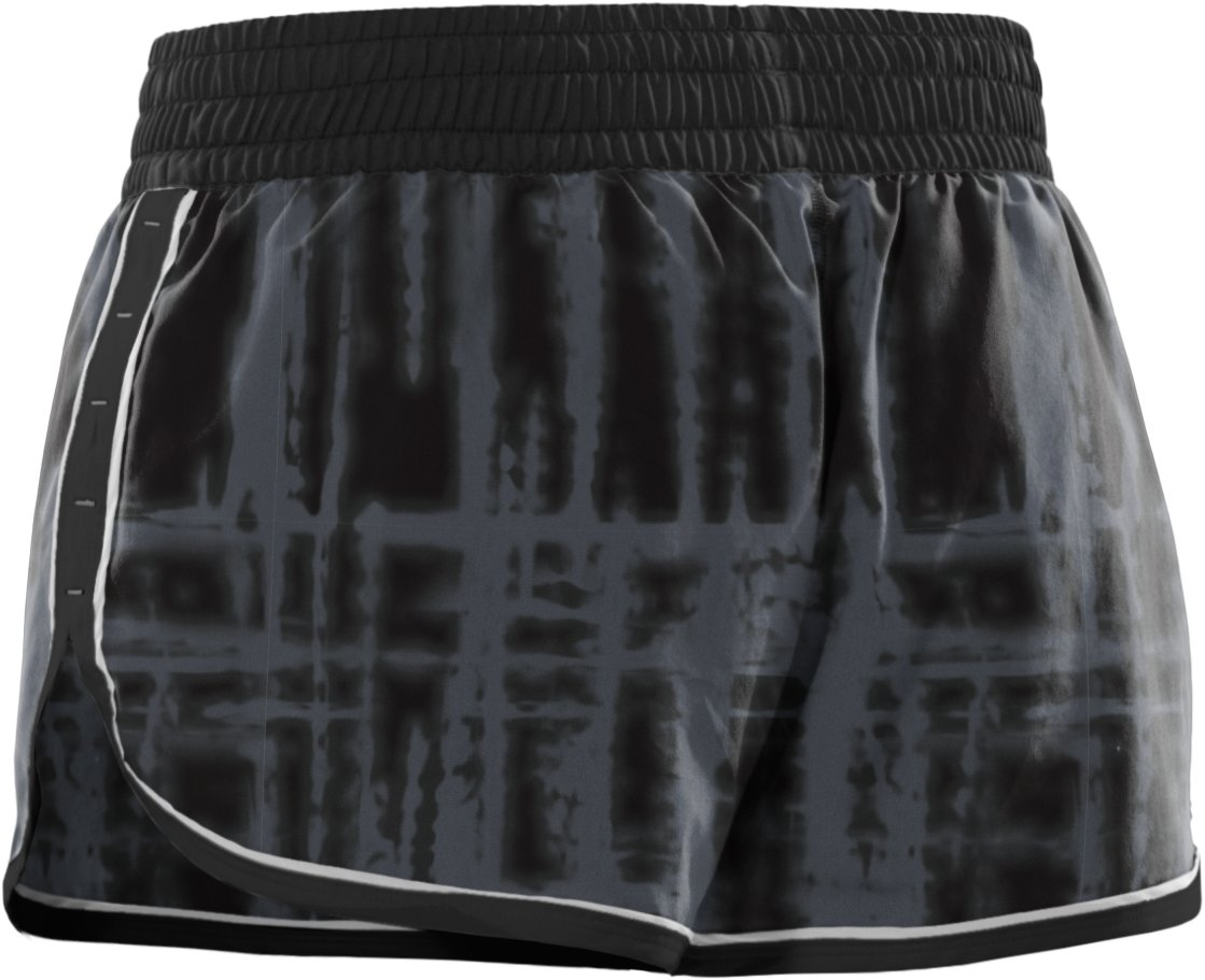"Women's UA Great Escape Printed 3"" Shorts, Black , undefined"