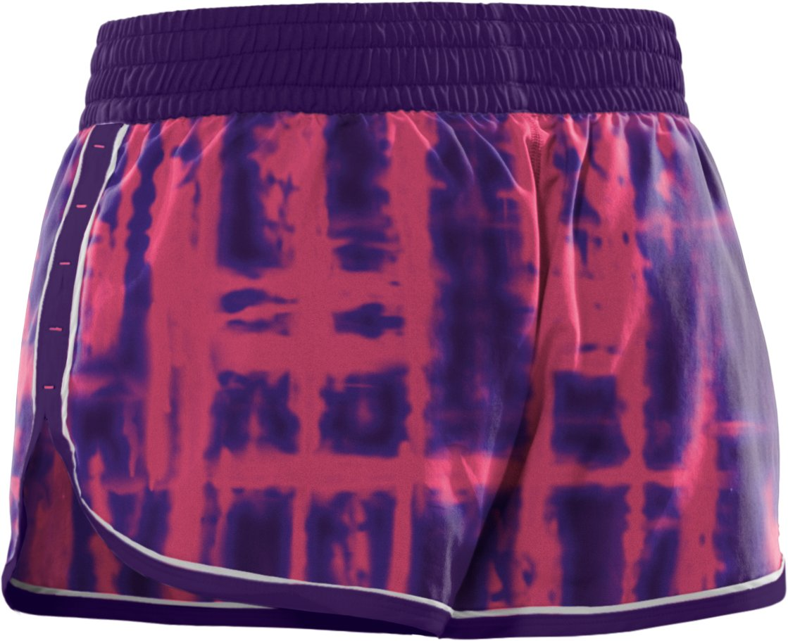 "Women's UA Great Escape Printed 3"" Shorts, Ultra, undefined"