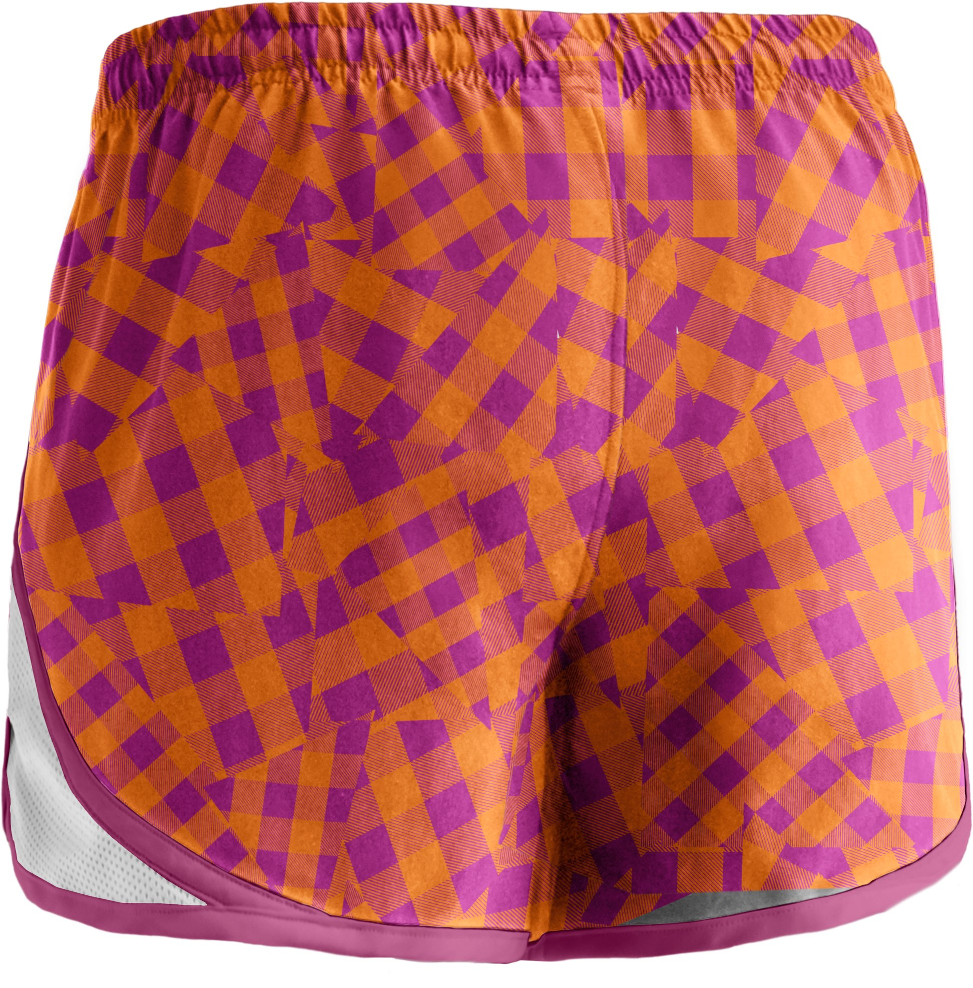 "Girls' UA Escape 3"" Printed Shorts, Hipster"