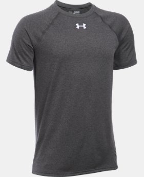Boys' UA Locker Short Sleeve T-Shirt  10 Colors $21.99