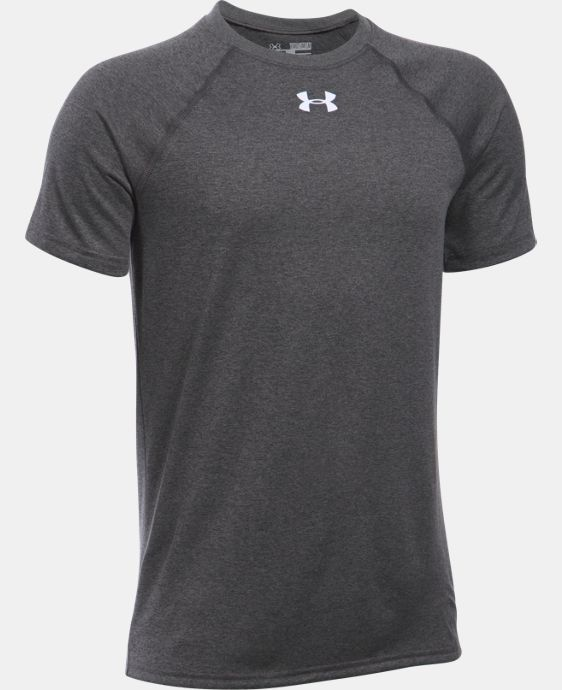 New Arrival  Boys' UA Locker Short Sleeve T-Shirt  3 Colors $21.99