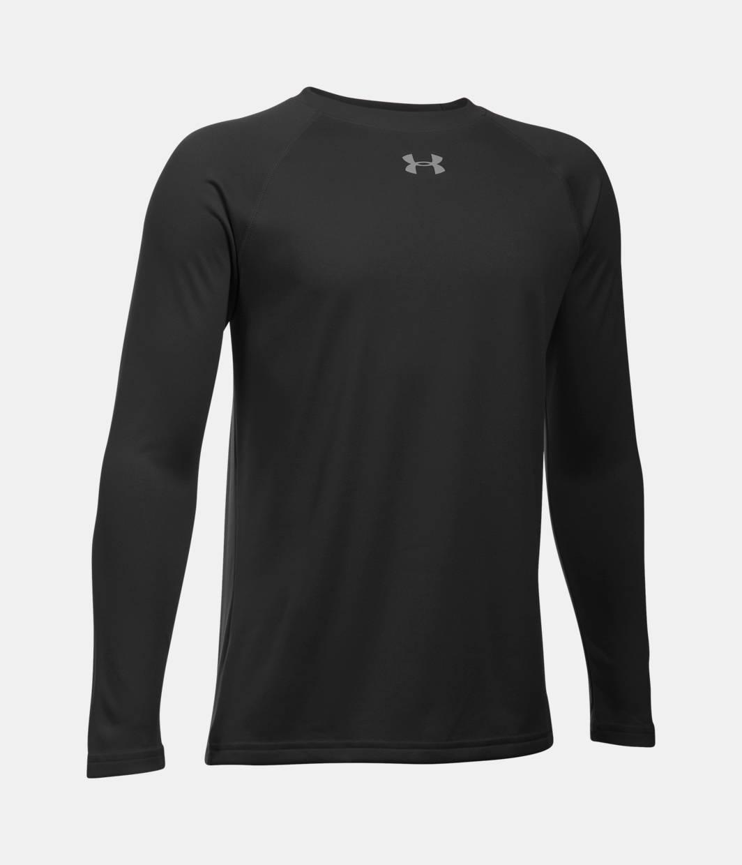 Boys' Long Sleeve Shirts & Mocks | Under Armour US