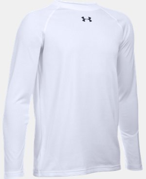 Boys' UA Locker T-Shirt  1 Color $24.99