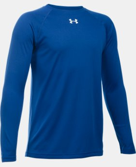 New Arrival  Boys' UA Locker T-Shirt  1 Color $29.99