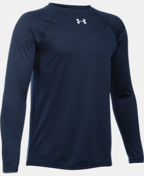 New Arrival  Boys' UA Locker T-Shirt LIMITED TIME: FREE SHIPPING 1 Color $29.99
