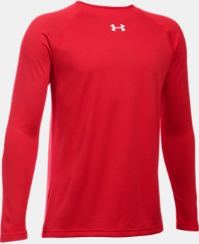 Boys' UA Locker T-Shirt LIMITED TIME: FREE SHIPPING 1 Color $24.99