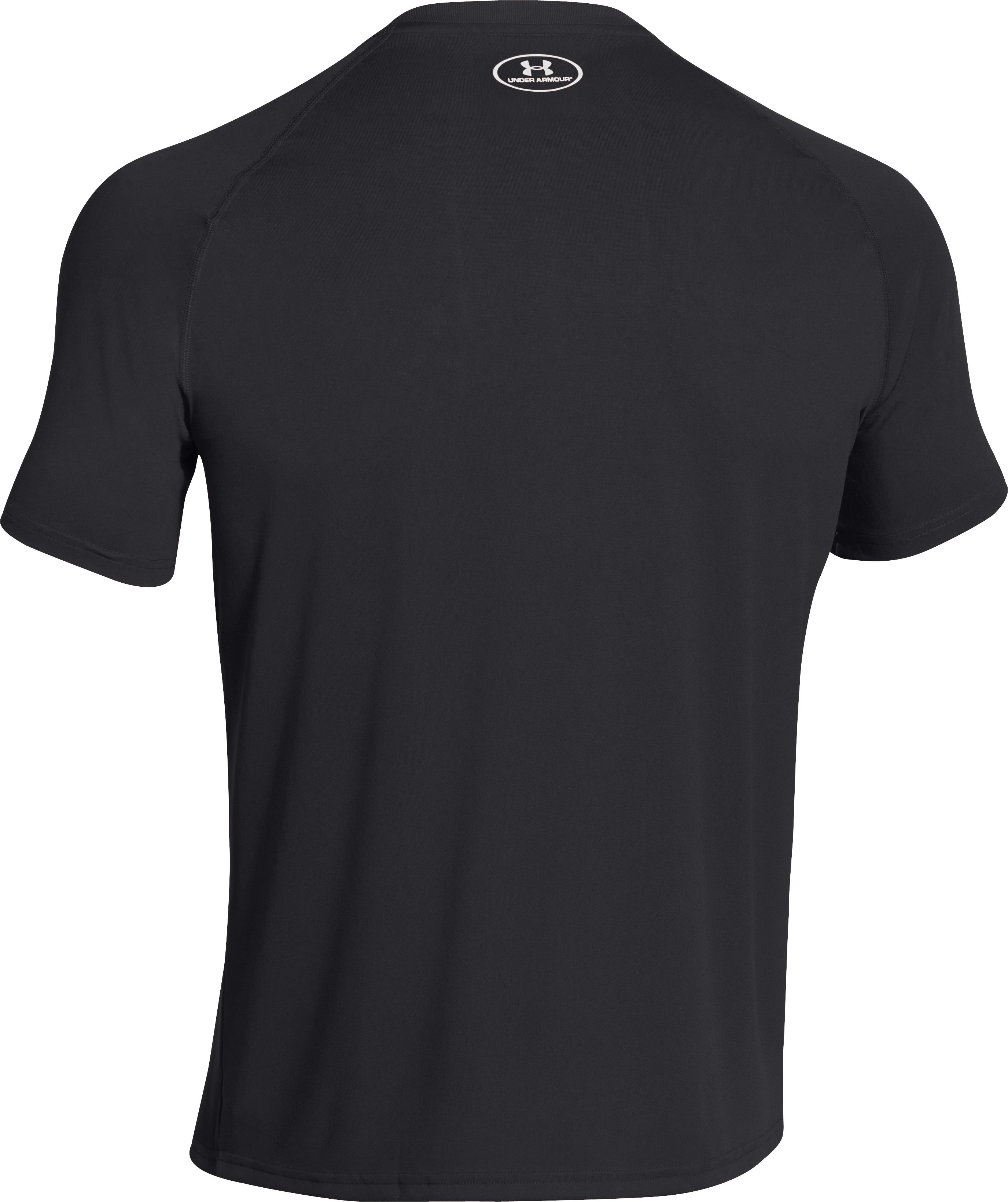 Men's UA Locker T-Shirt, Black