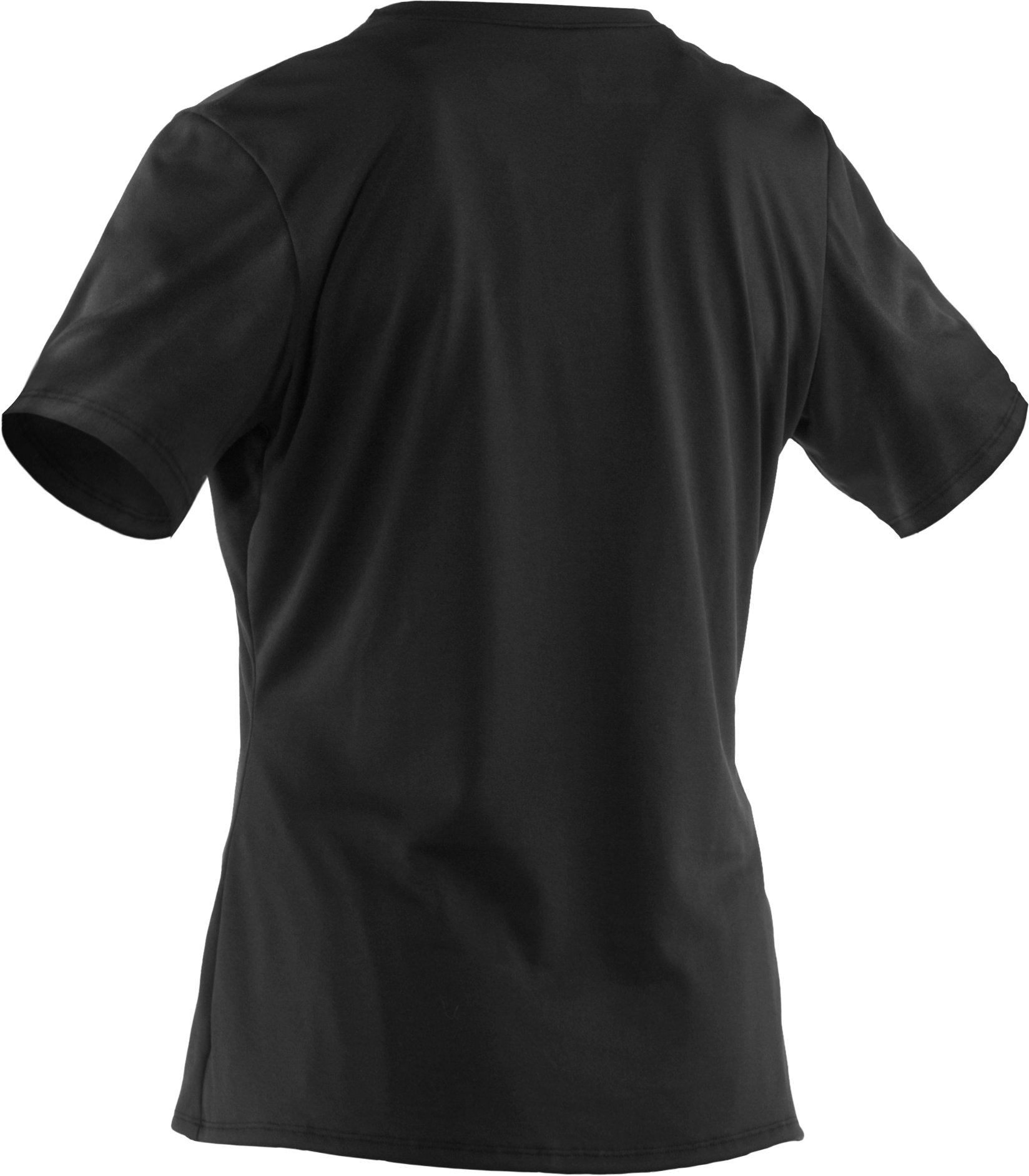 Women's UA Locker T-Shirt, Black