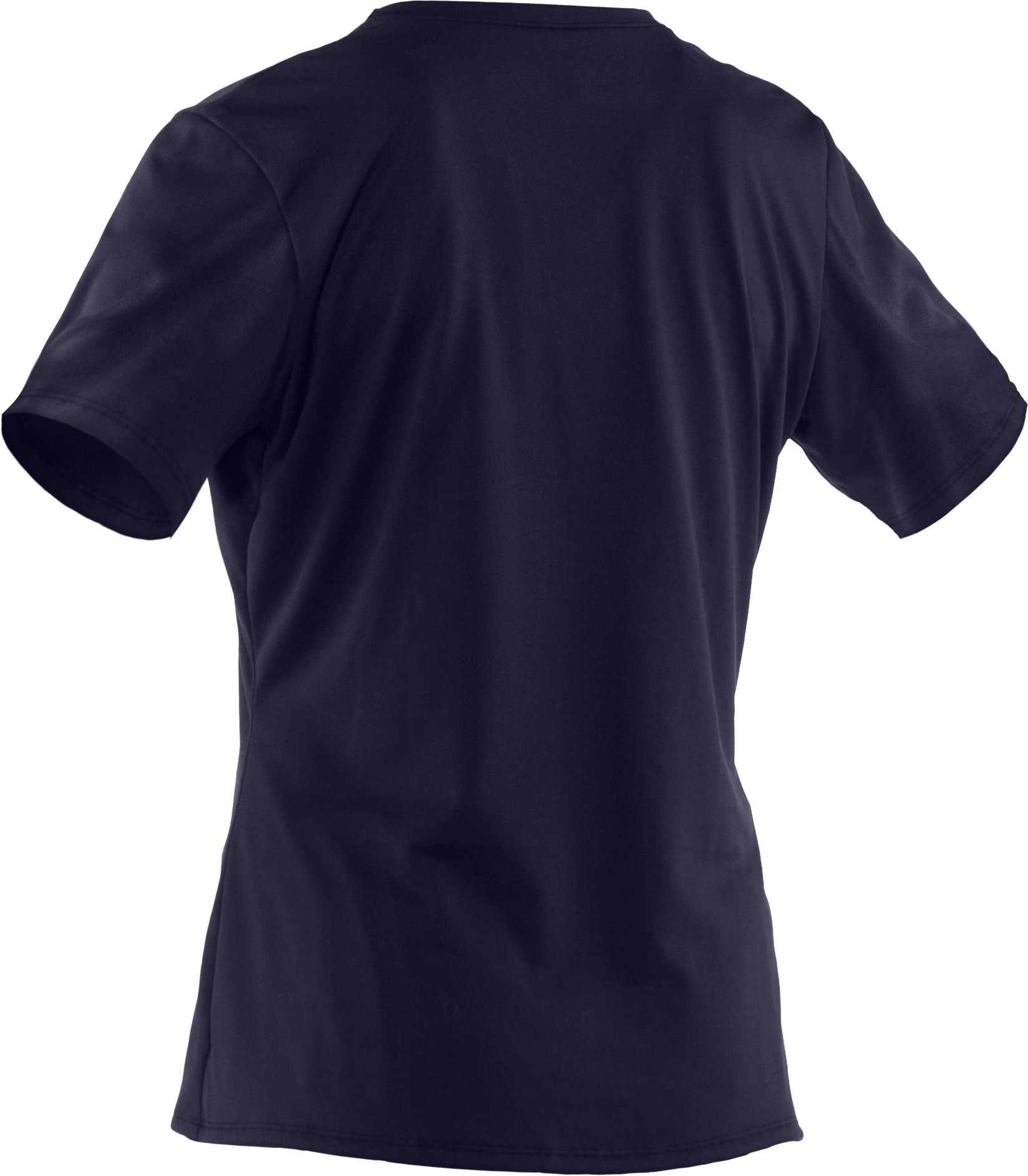 Women's UA Locker T-Shirt, Midnight Navy