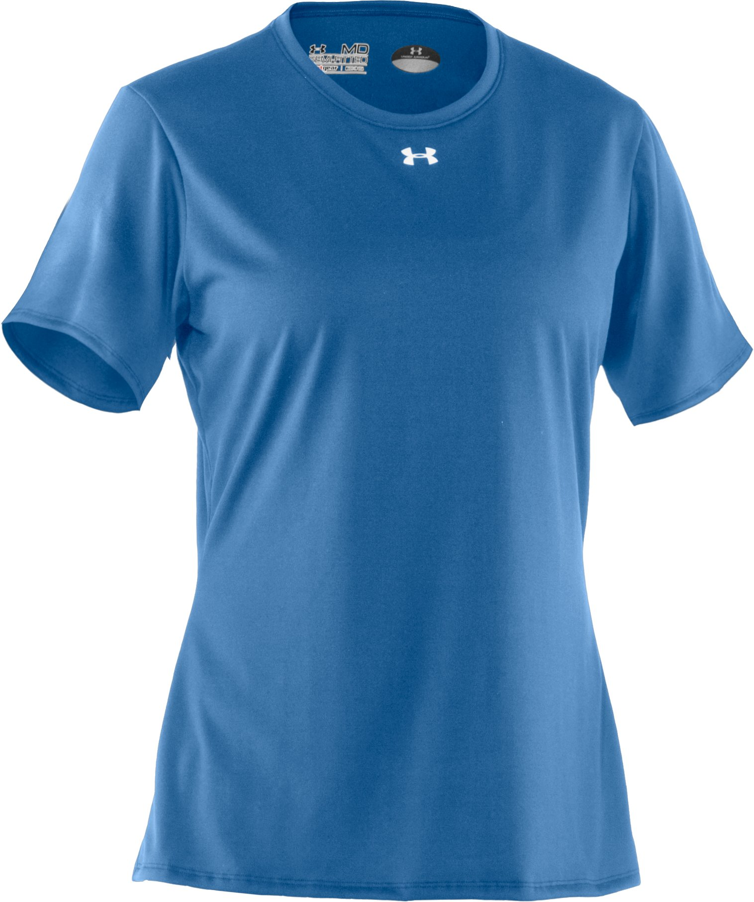 Women's UA Locker T-Shirt, Carolina Blue