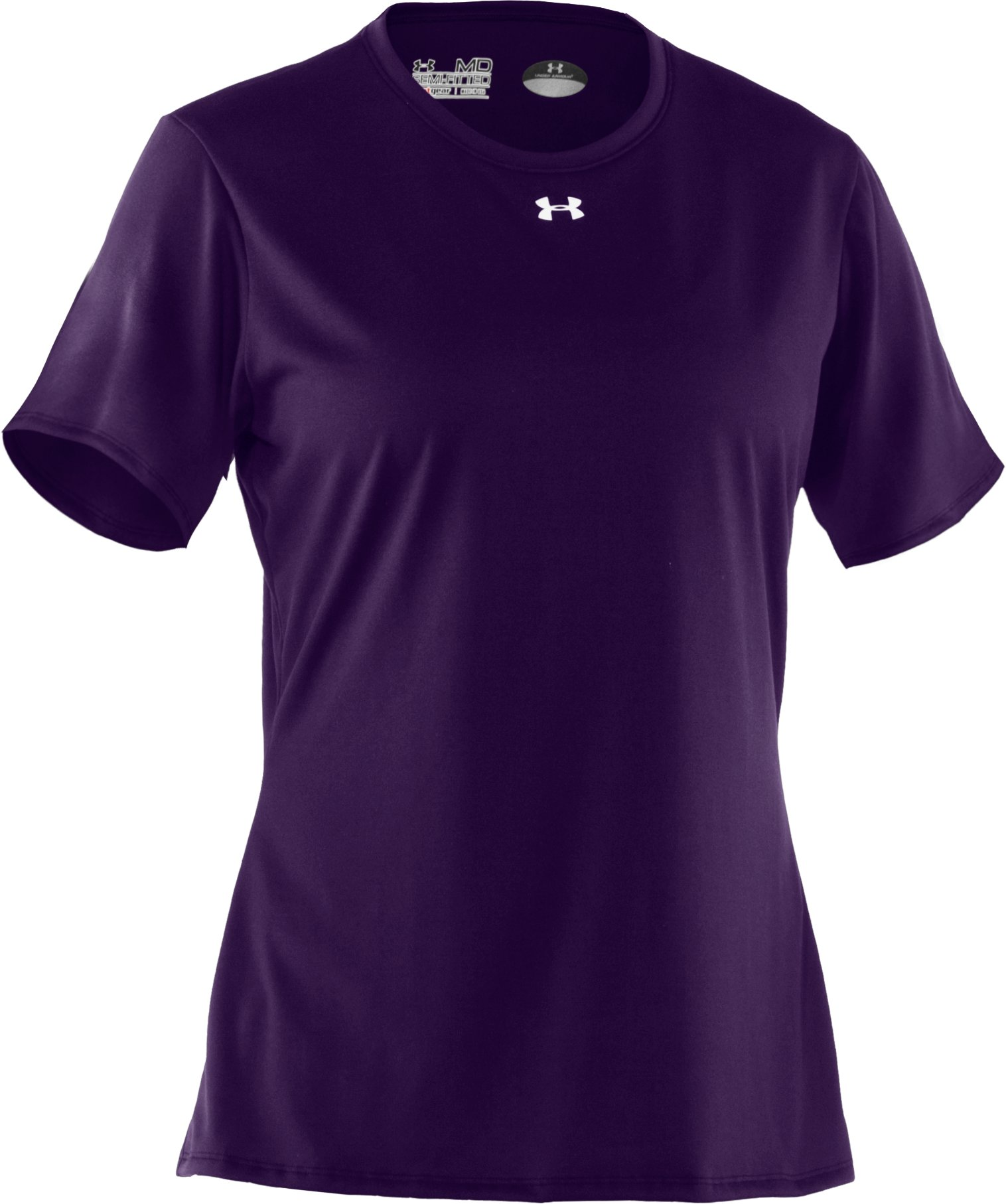 Women's UA Locker T-Shirt, Purple