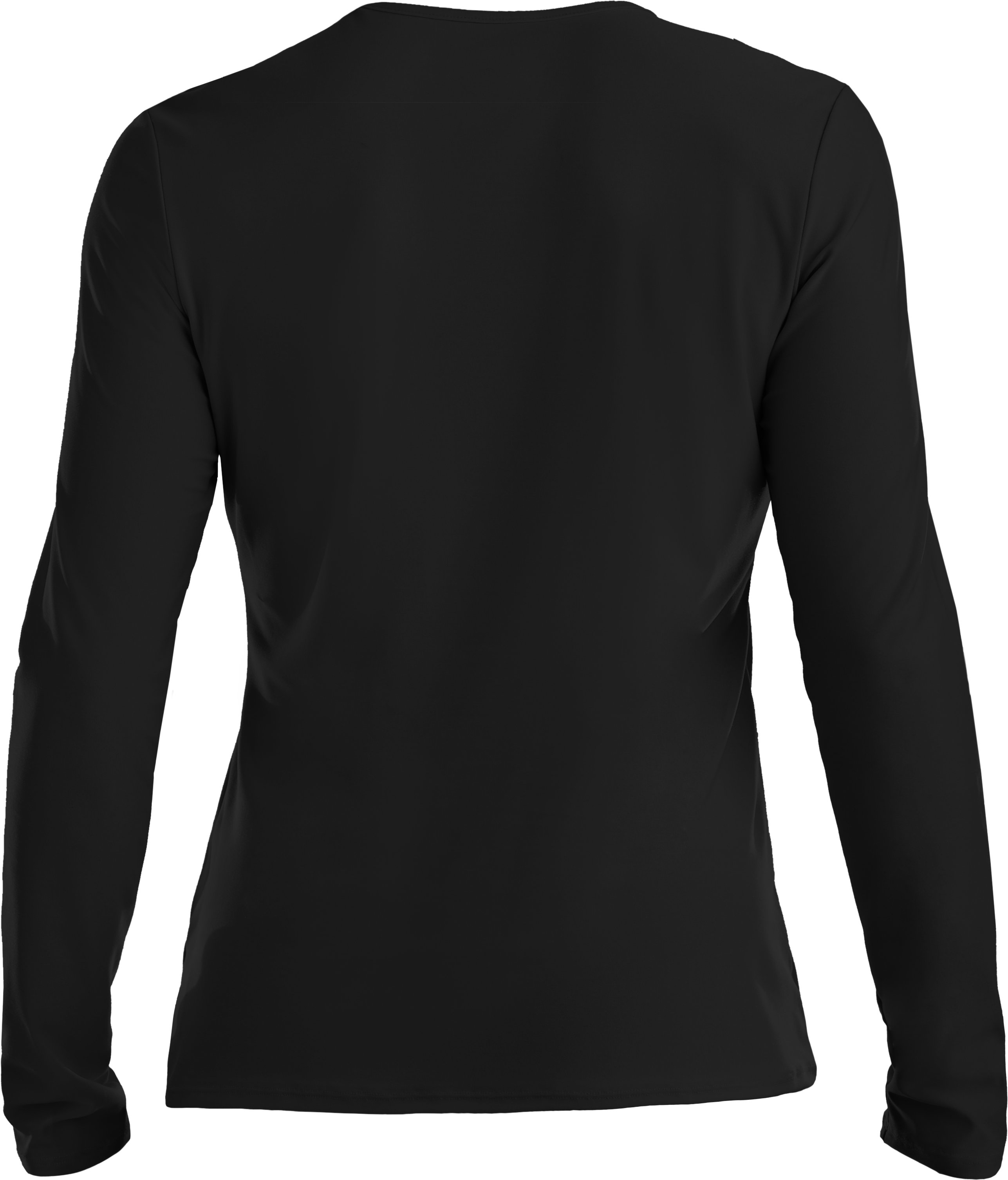 Women's Locker Long Sleeve T-Shirt, Black