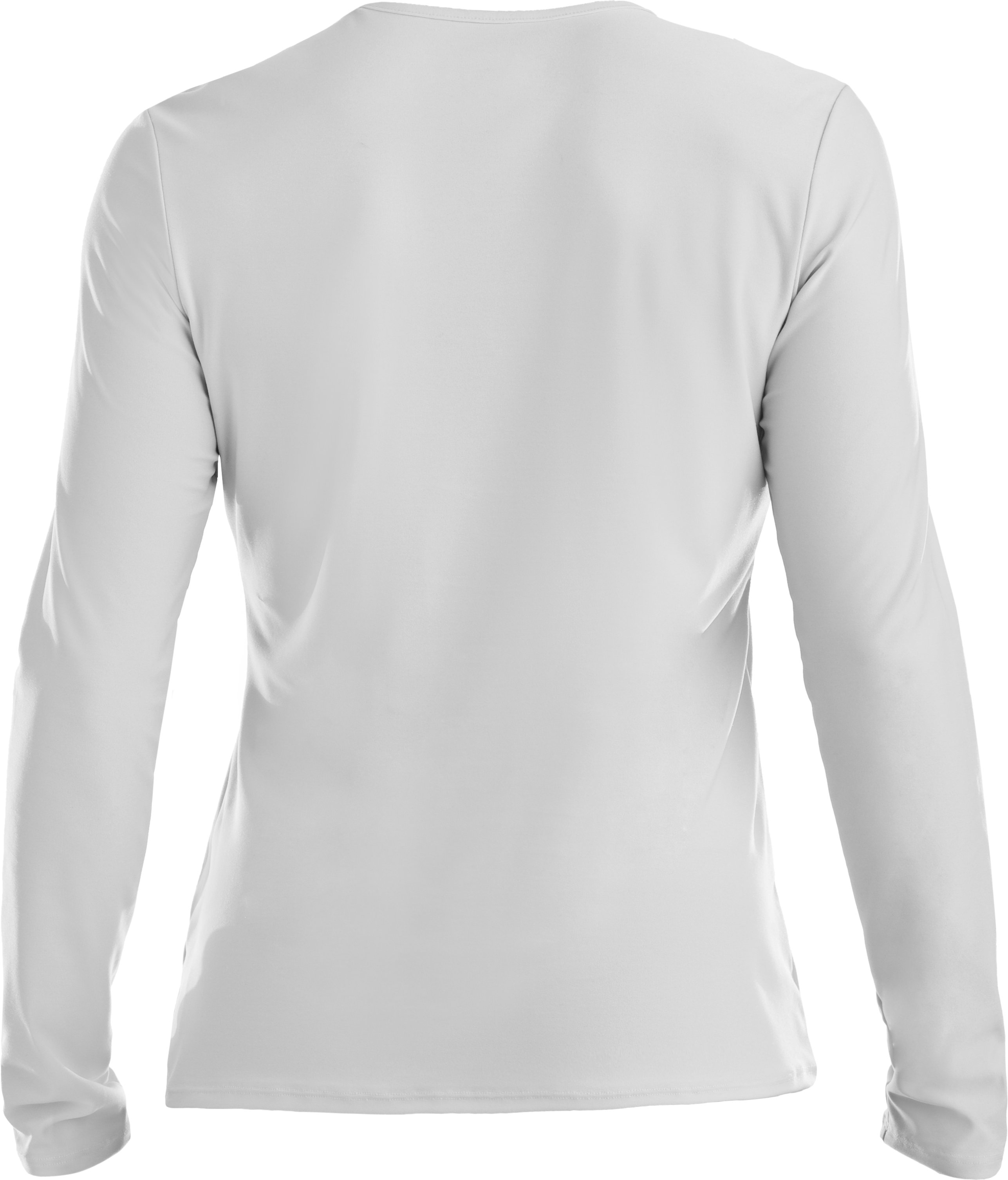 Women's Locker Long Sleeve T-Shirt, White