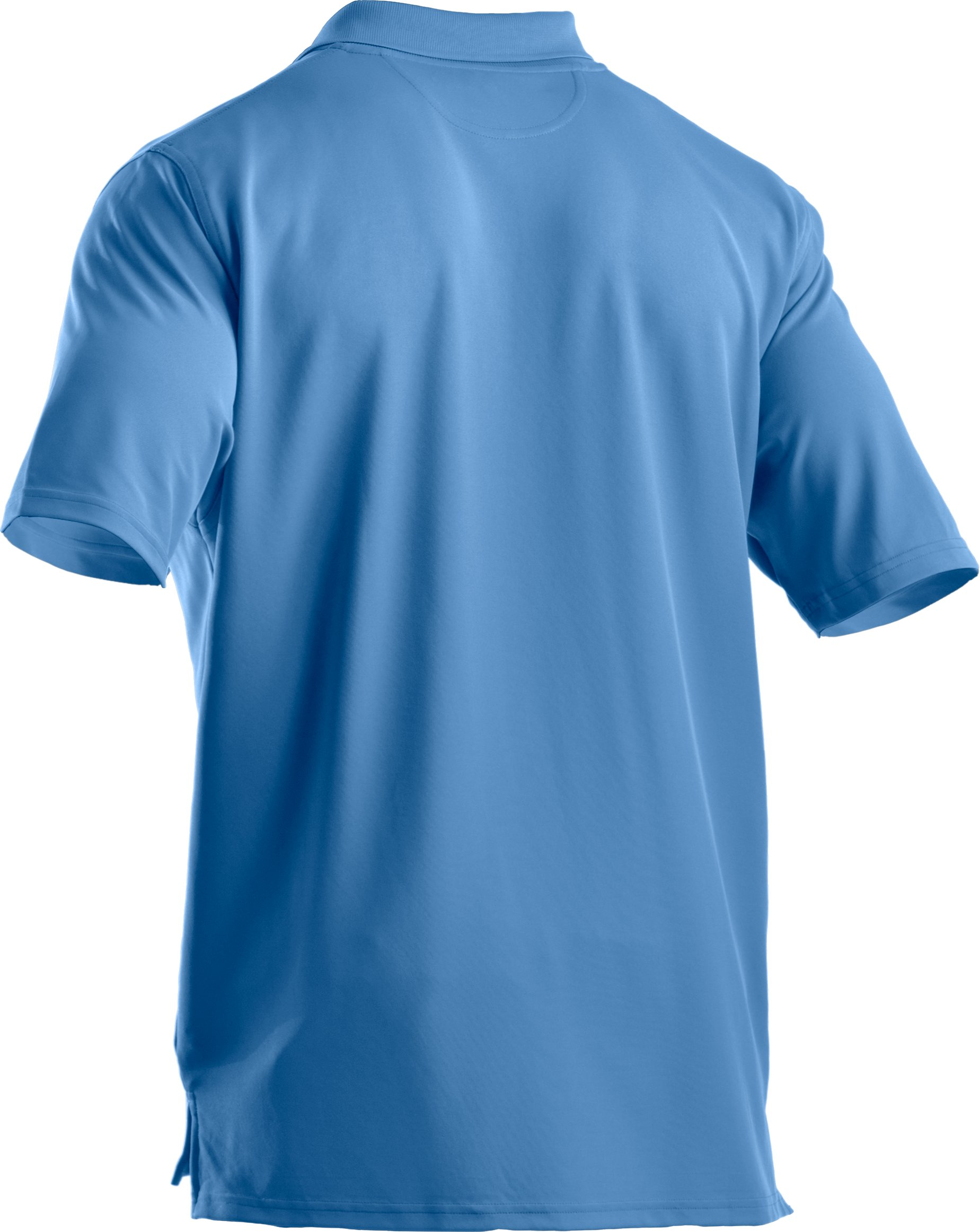 Men's UA Performance Team Polo, Carolina Blue