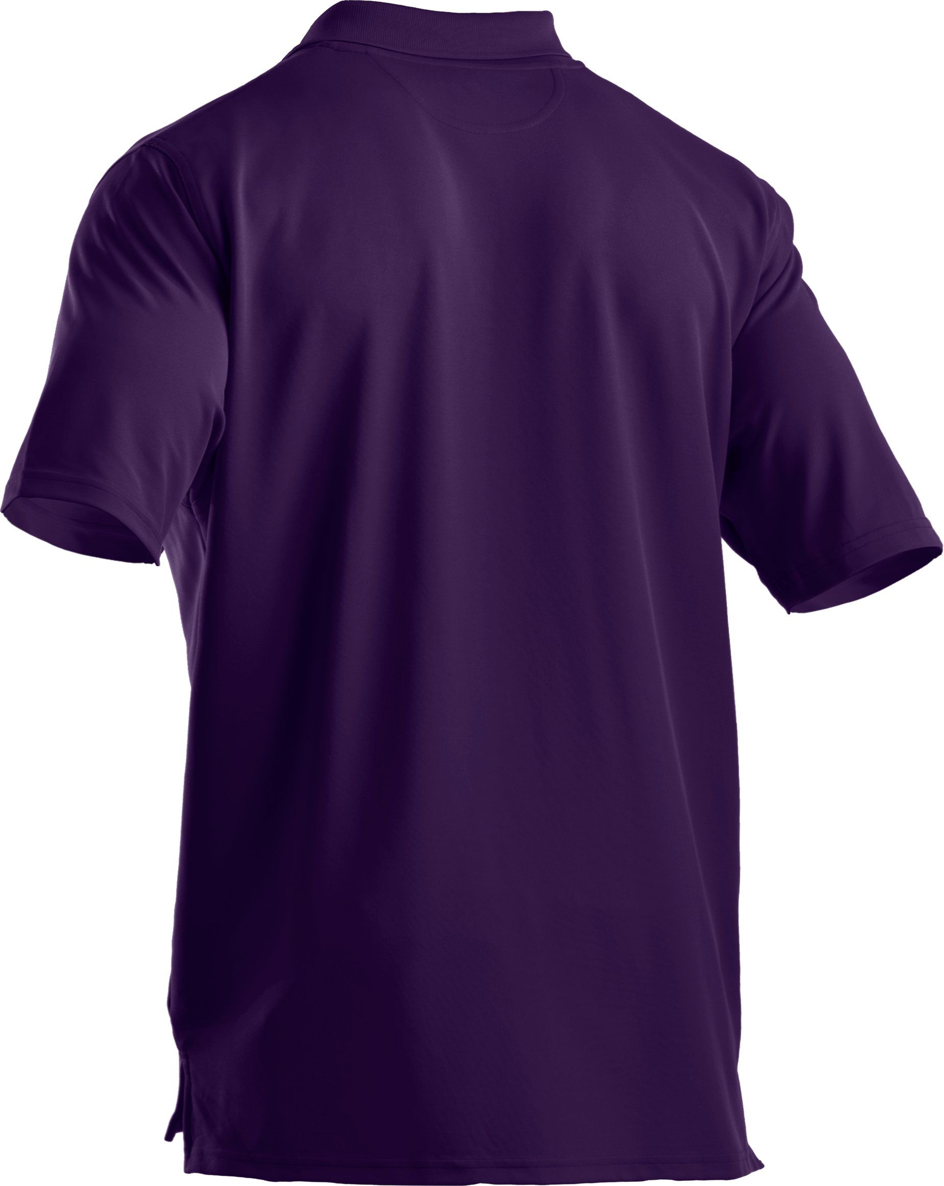 Men's UA Performance Team Polo, Purple
