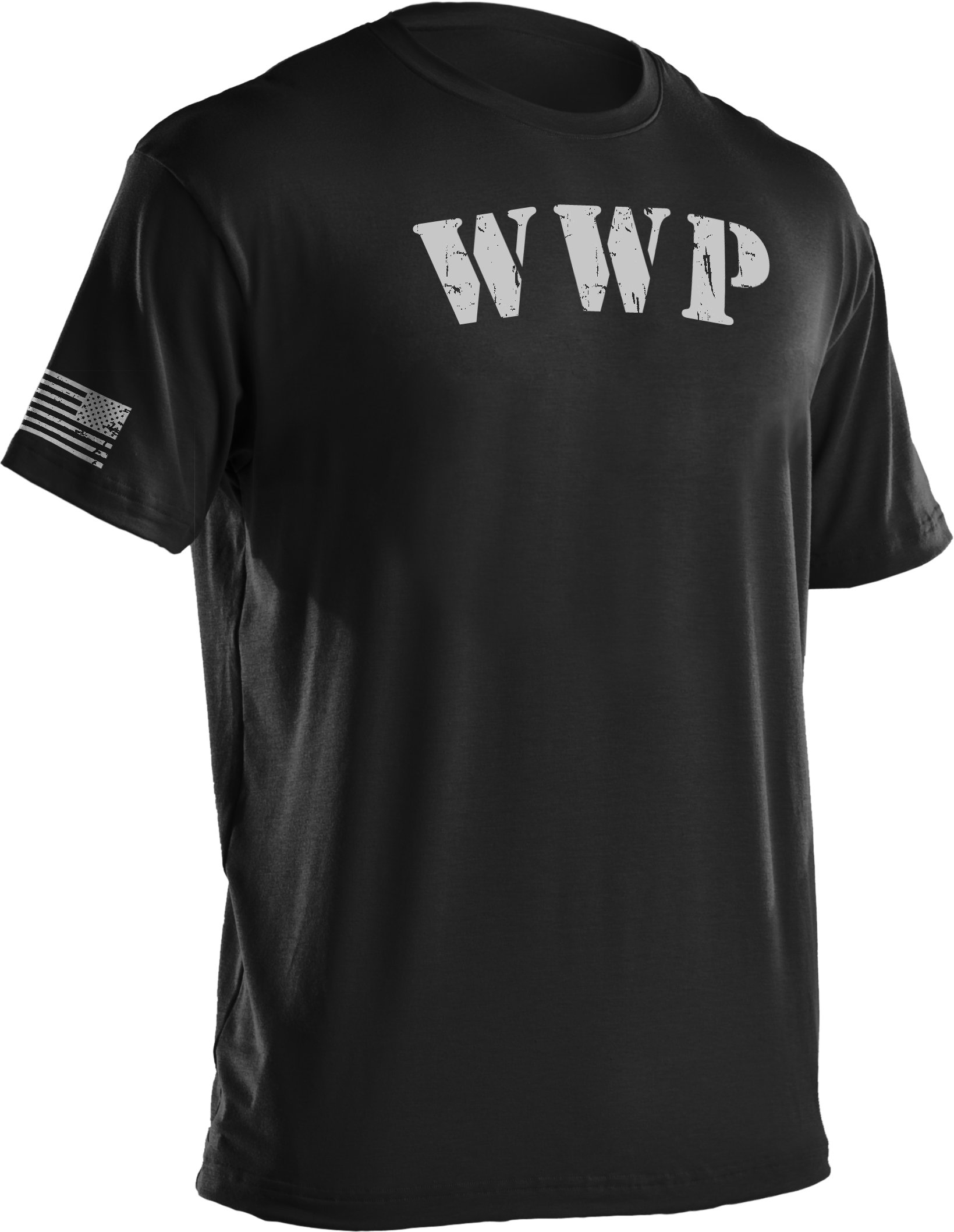 Men's UA WWP T-Shirt, Black