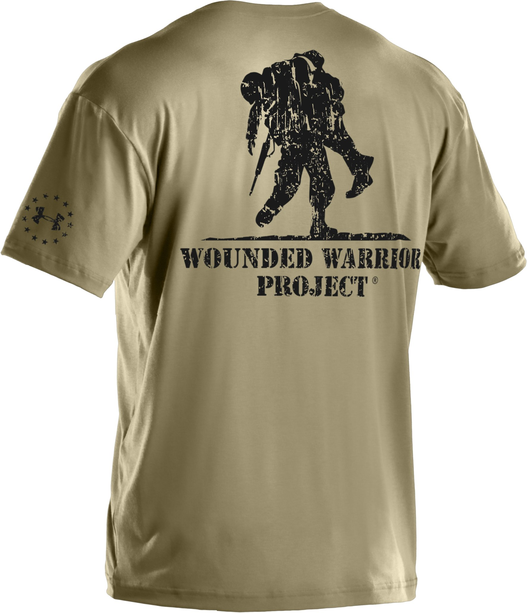 Men's UA WWP T-Shirt, Marine OD Green