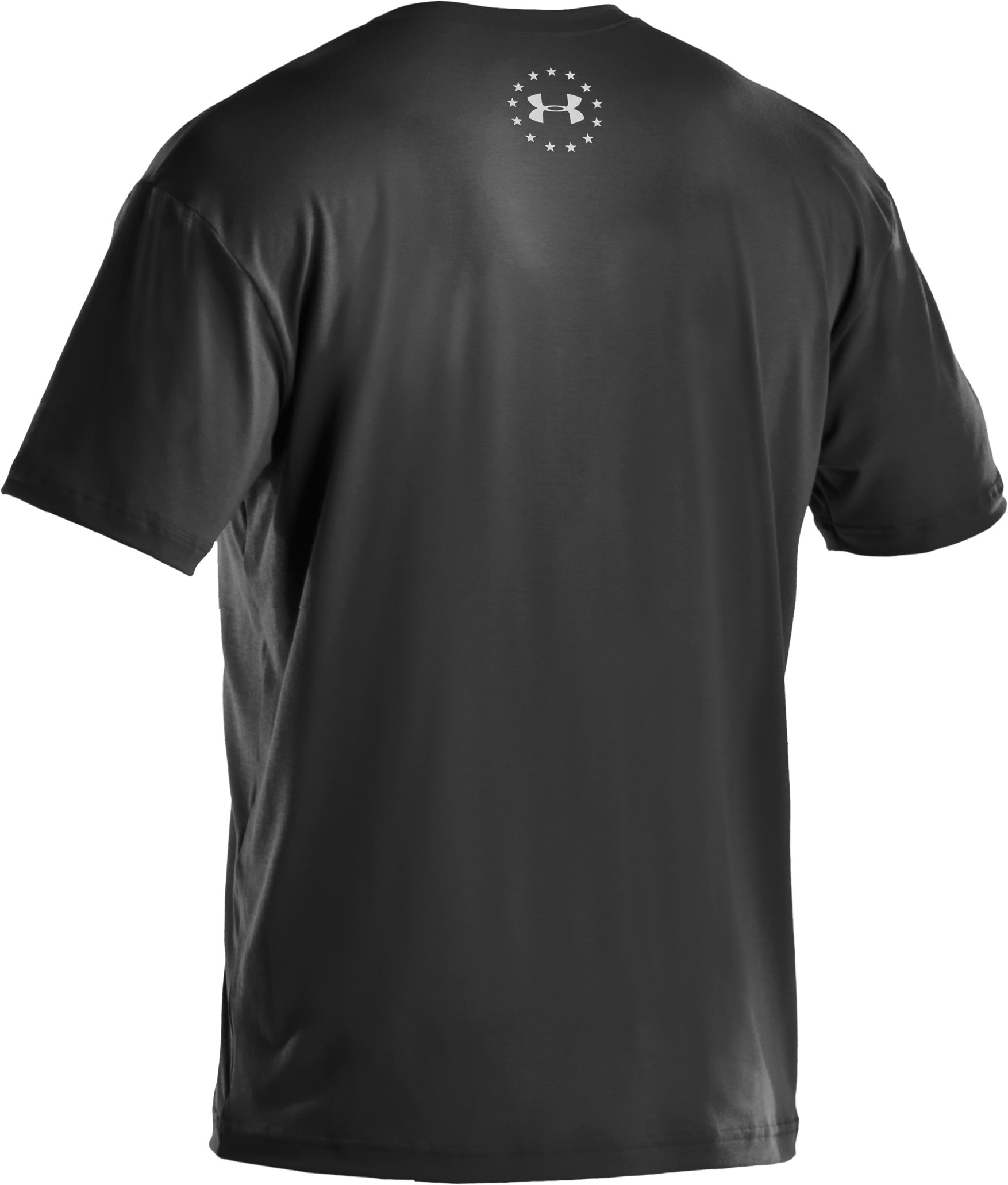 Men's UA Freedom Support T-Shirt, Black , undefined
