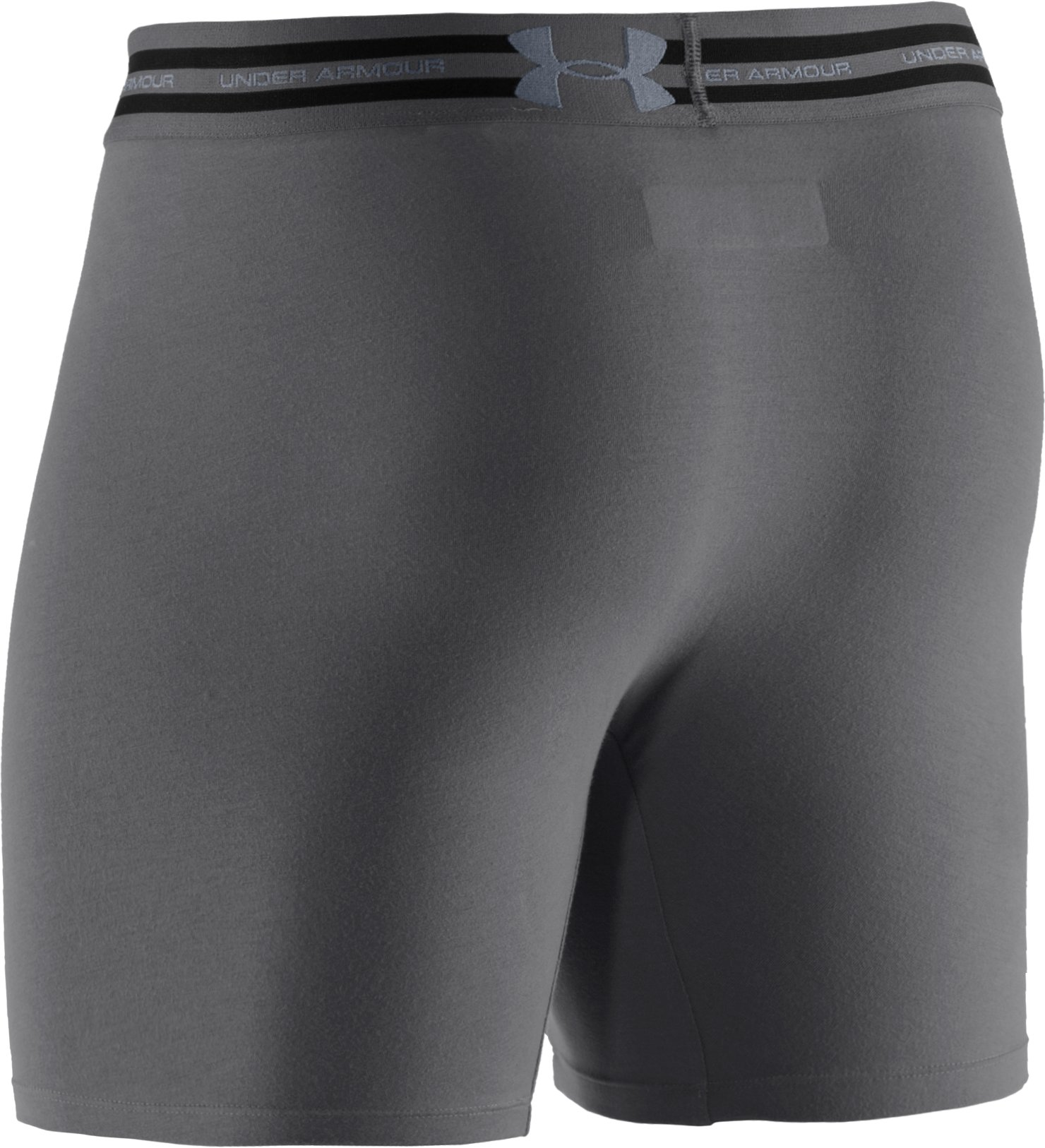 "Men's Charged Cotton® 6"", Graphite, undefined"
