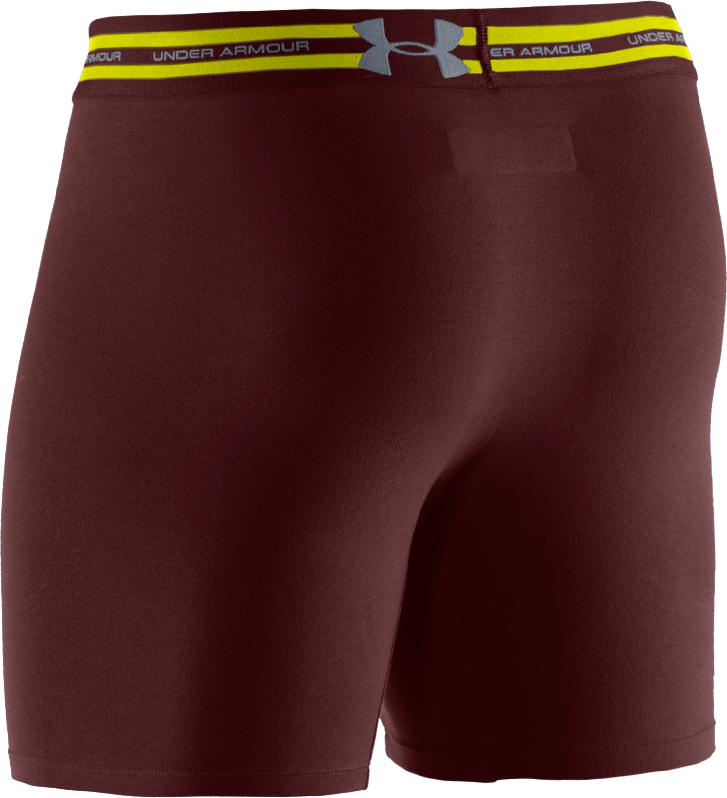 "Men's Charged Cotton® 6"", Ox Blood"