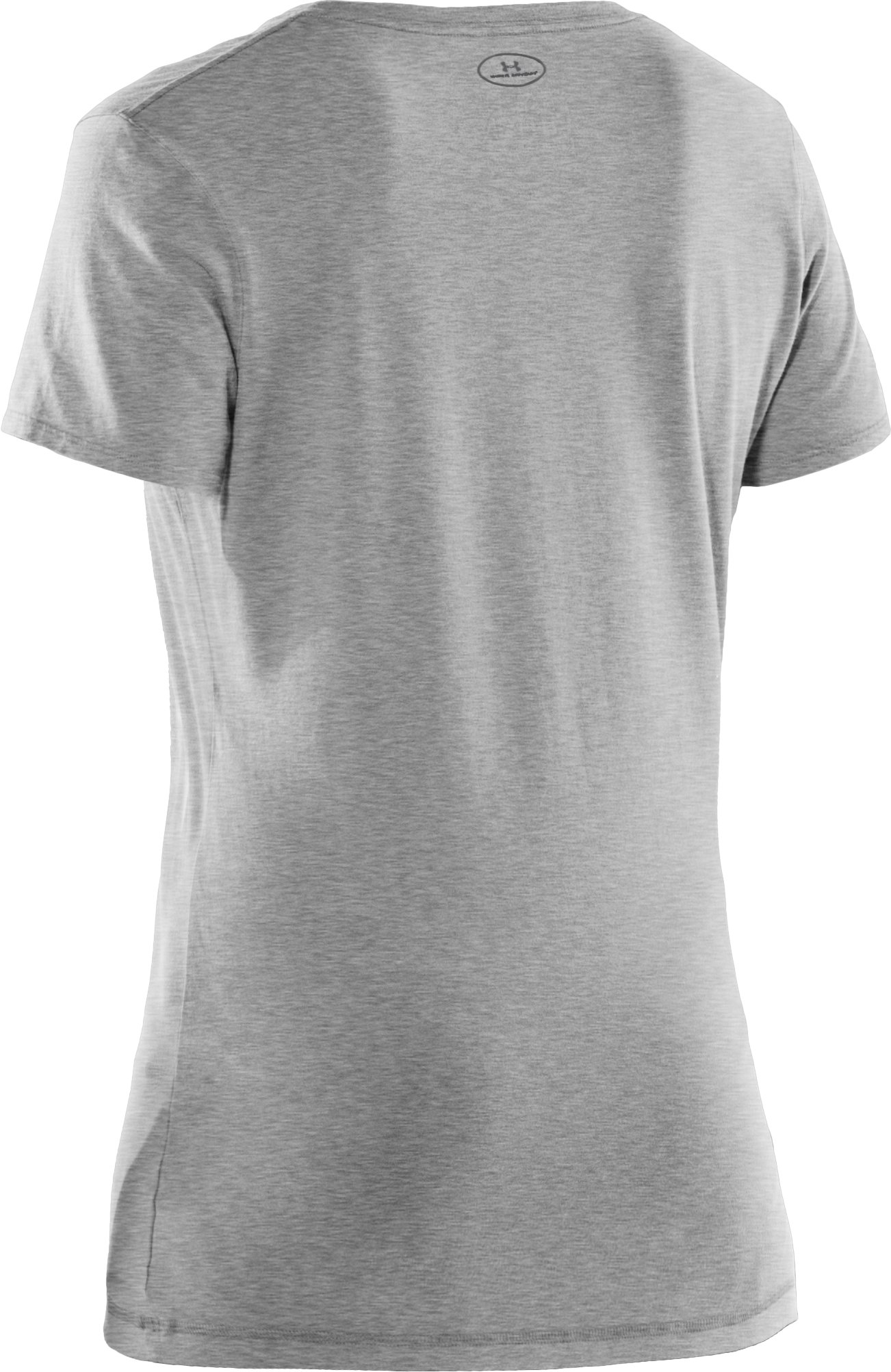 Women's Charged Cotton® Sassy Scoop T-Shirt, True Gray Heather