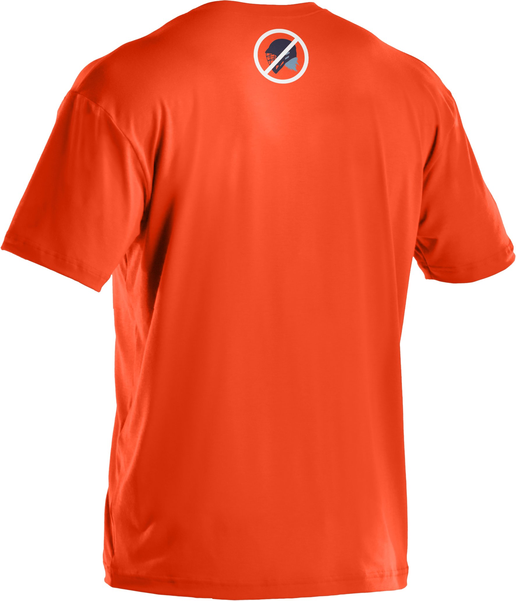 Men's UA Flow Bro T-Shirt, Explosive