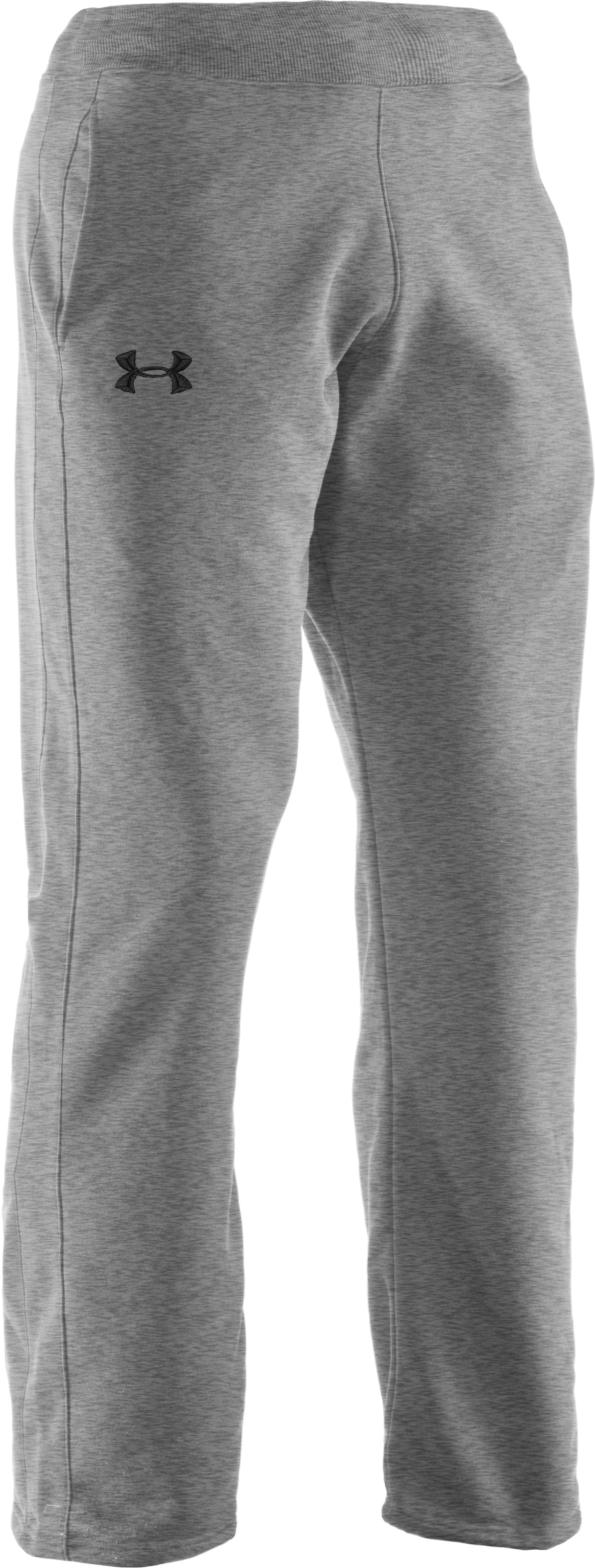 Men's Charged Cotton® Storm Pants, True Gray Heather, undefined
